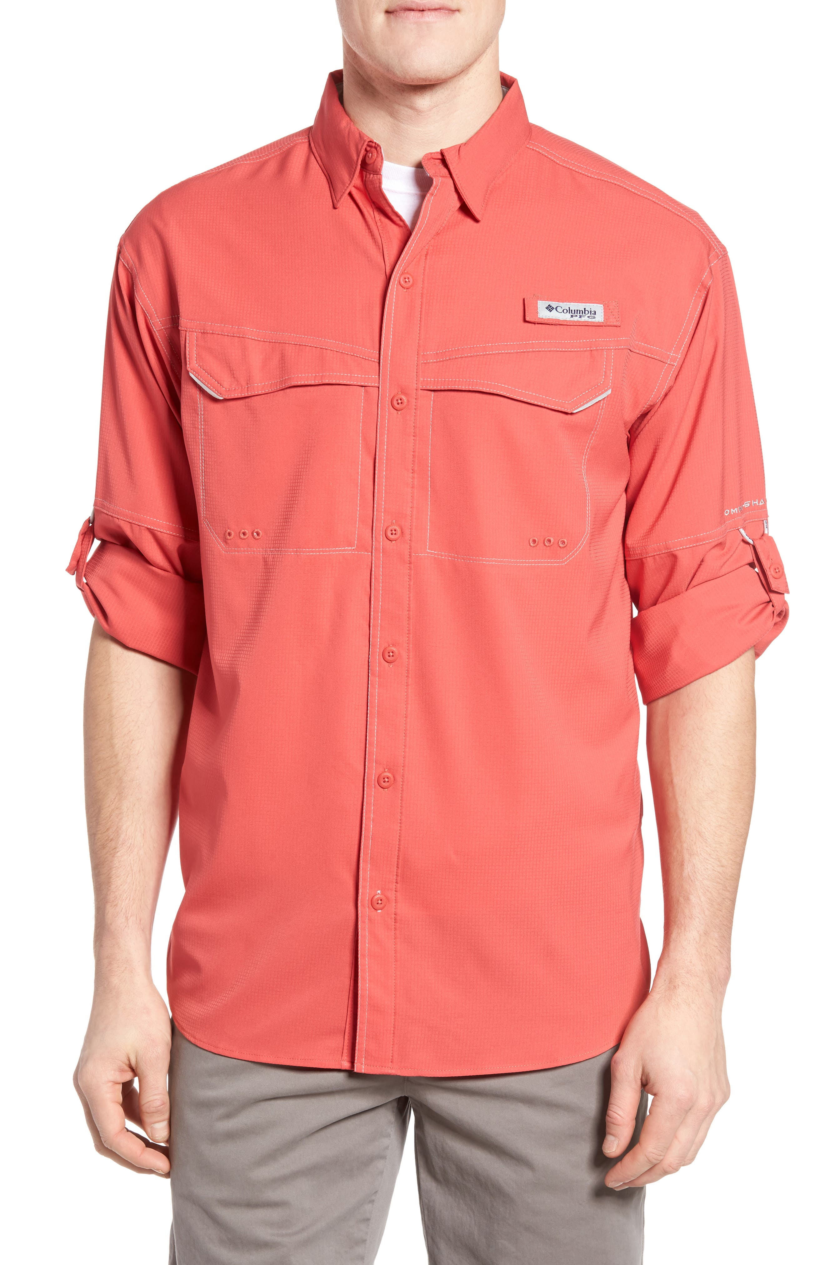 Low Drag Offshore Woven Shirt,                             Main thumbnail 10, color,