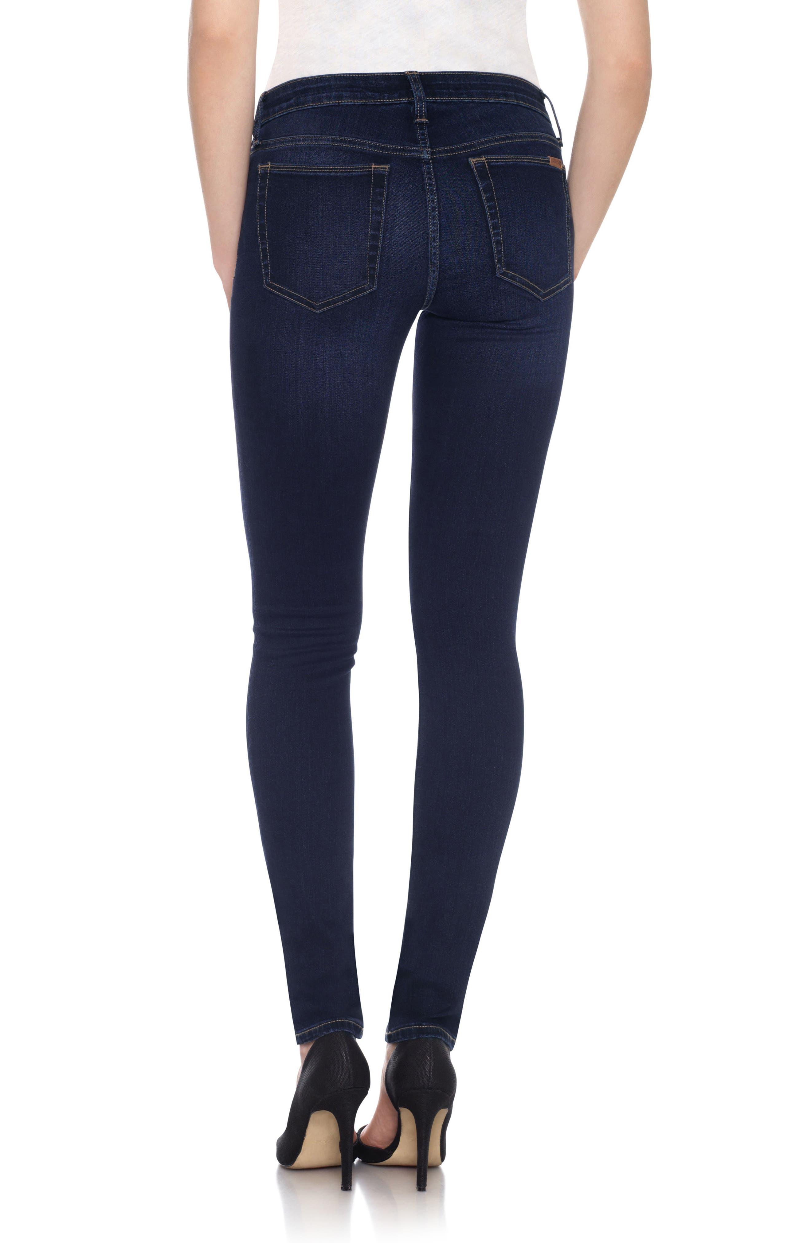 Honey Curvy Skinny Jeans,                             Alternate thumbnail 2, color,                             400