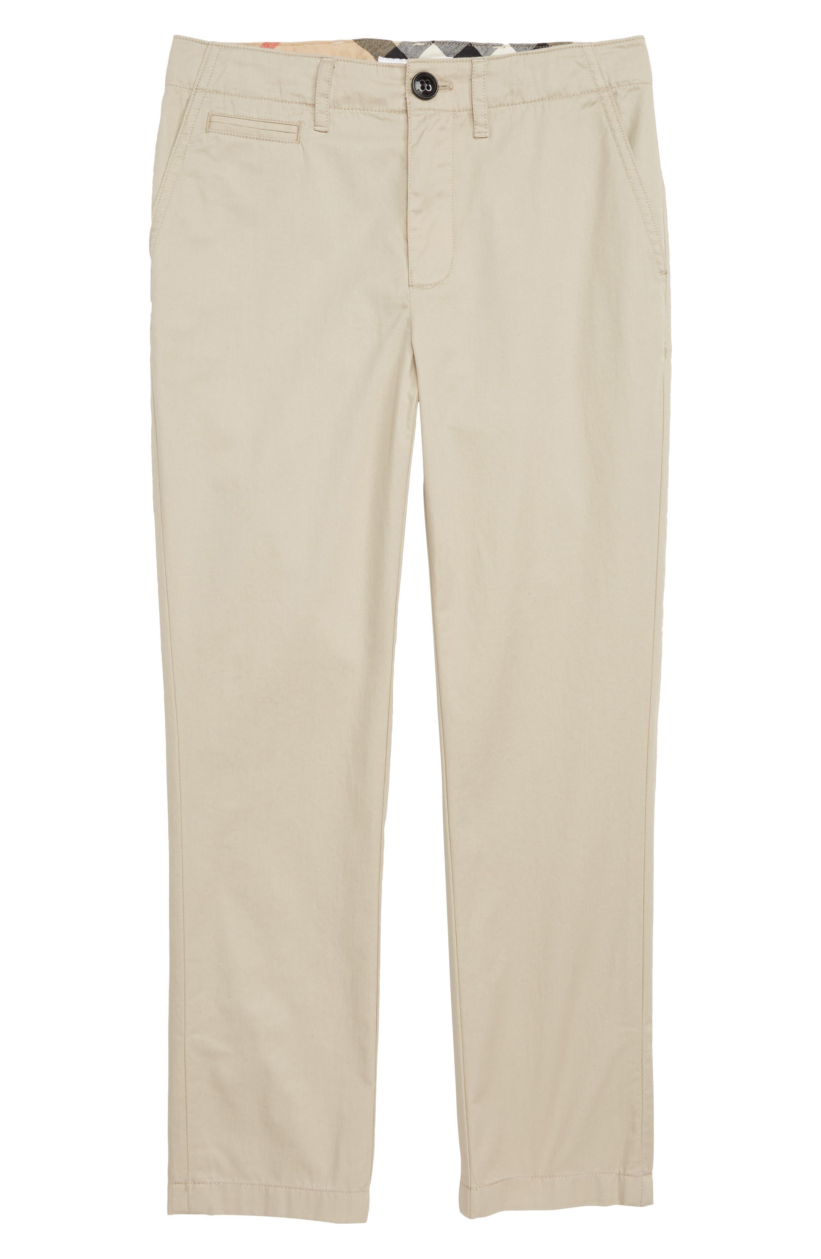 Kids Teo Trousers,                             Main thumbnail 1, color,                             GREY STONE