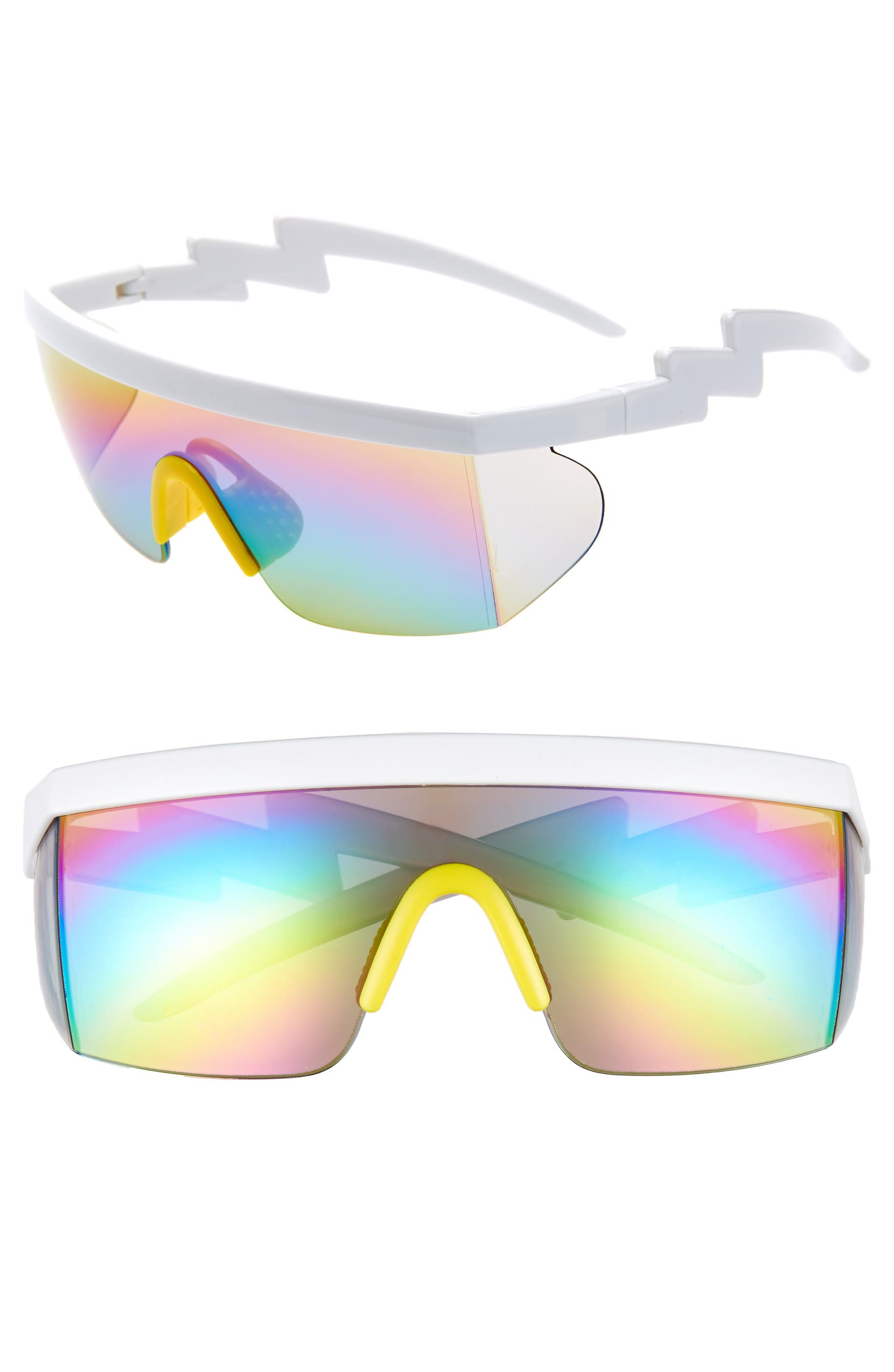 b16299c351 Rad + Refined Sport Shield Sunglasses