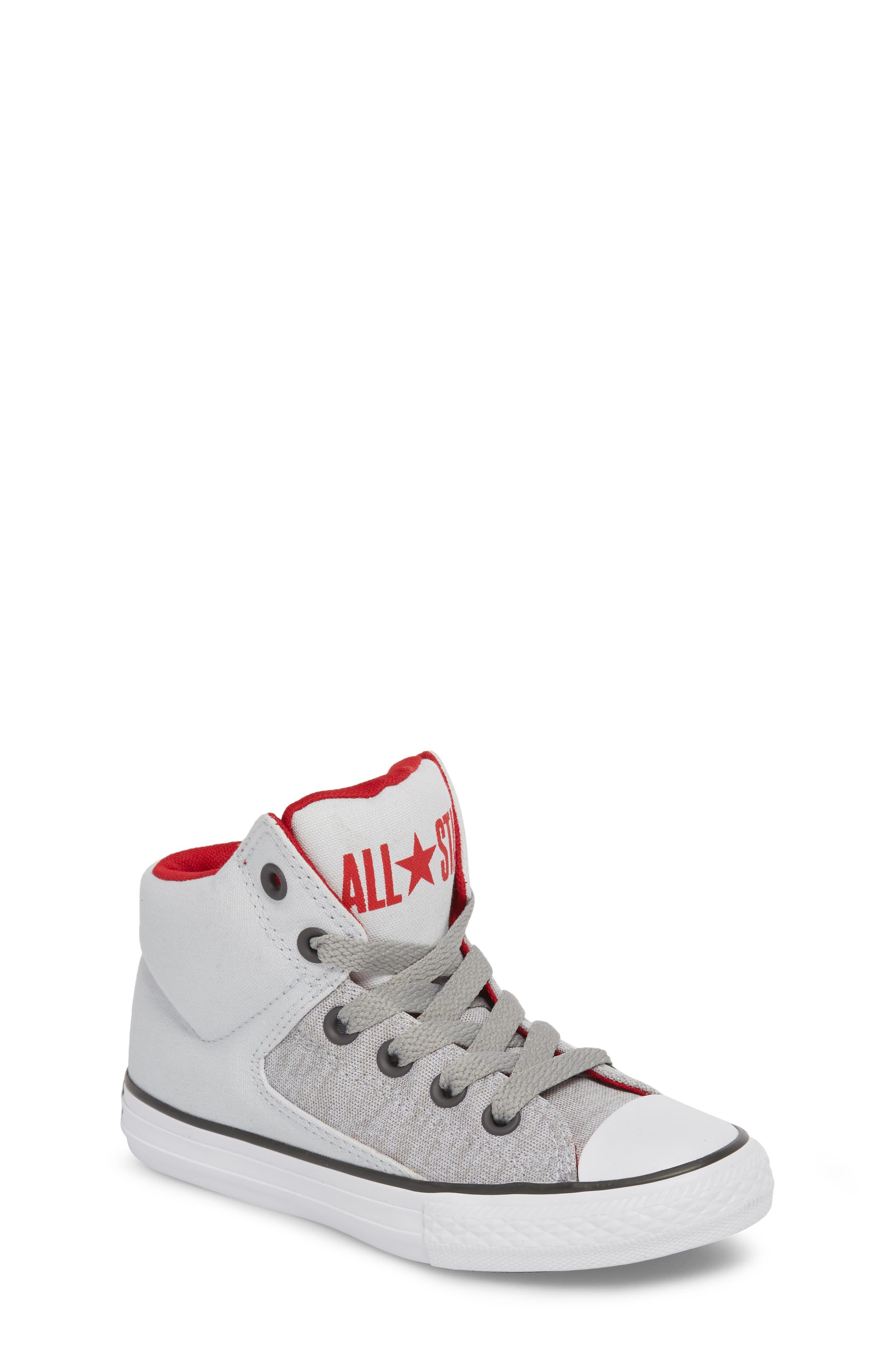 Chuck Taylor<sup>®</sup> All Star<sup>®</sup> High Street High Top Sneaker,                             Main thumbnail 2, color,