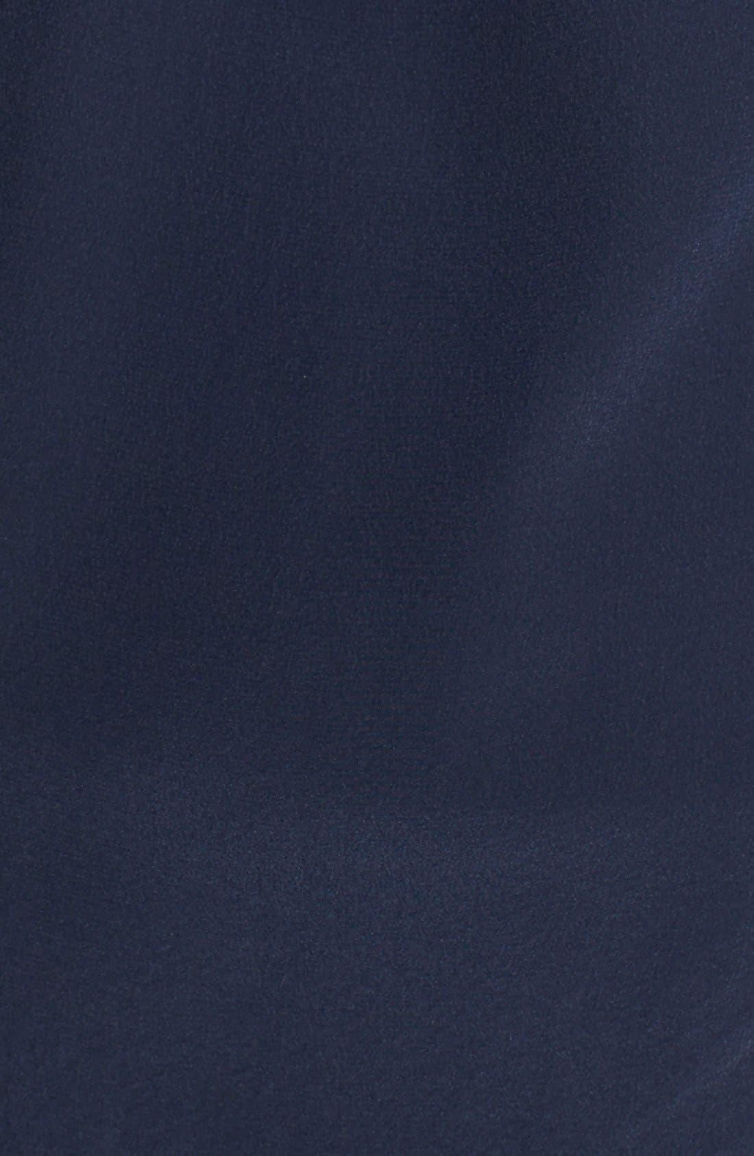 London Silk Maternity Tunic,                             Alternate thumbnail 4, color,