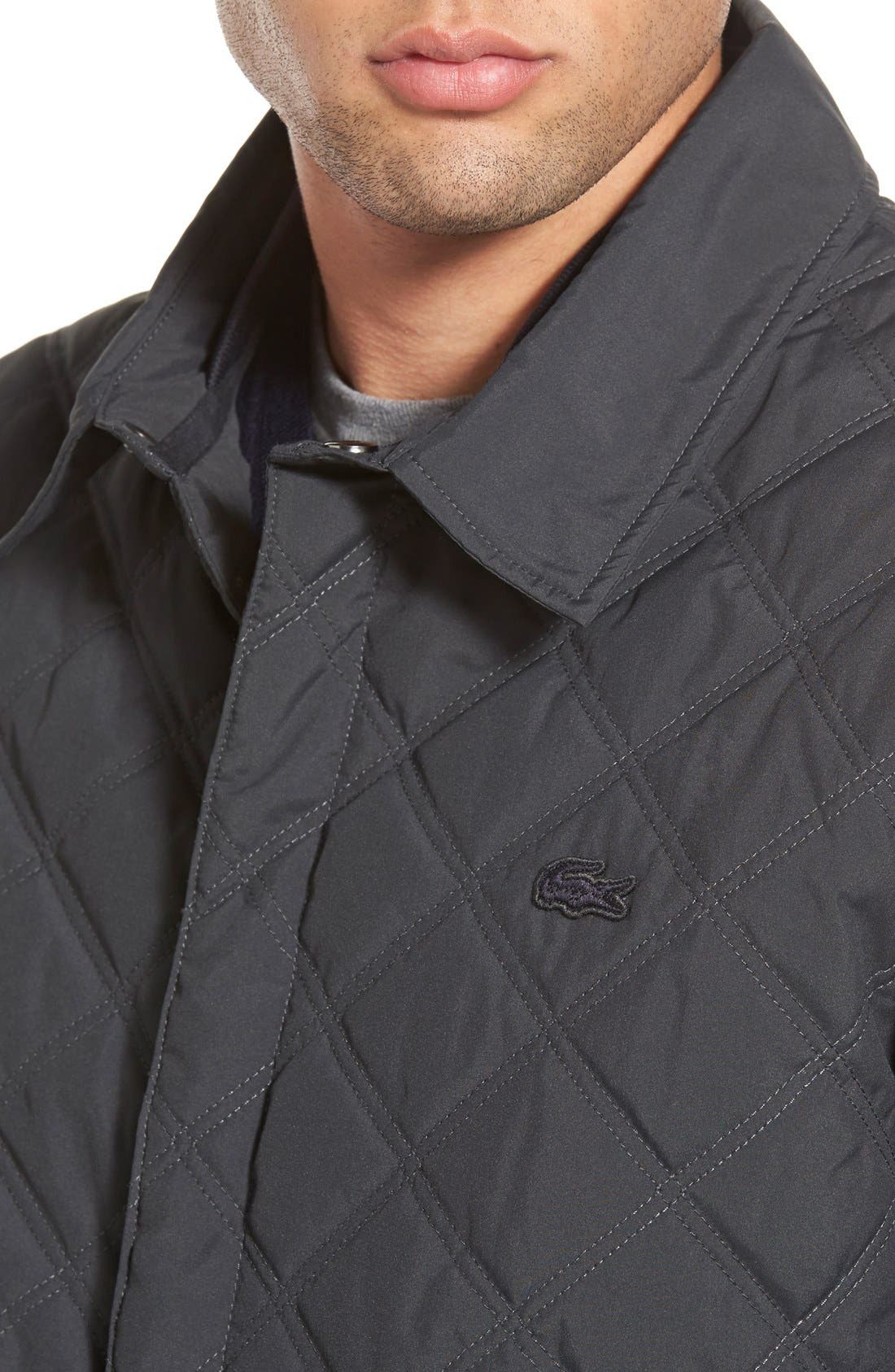 Quilted Jacket,                             Alternate thumbnail 3, color,                             032