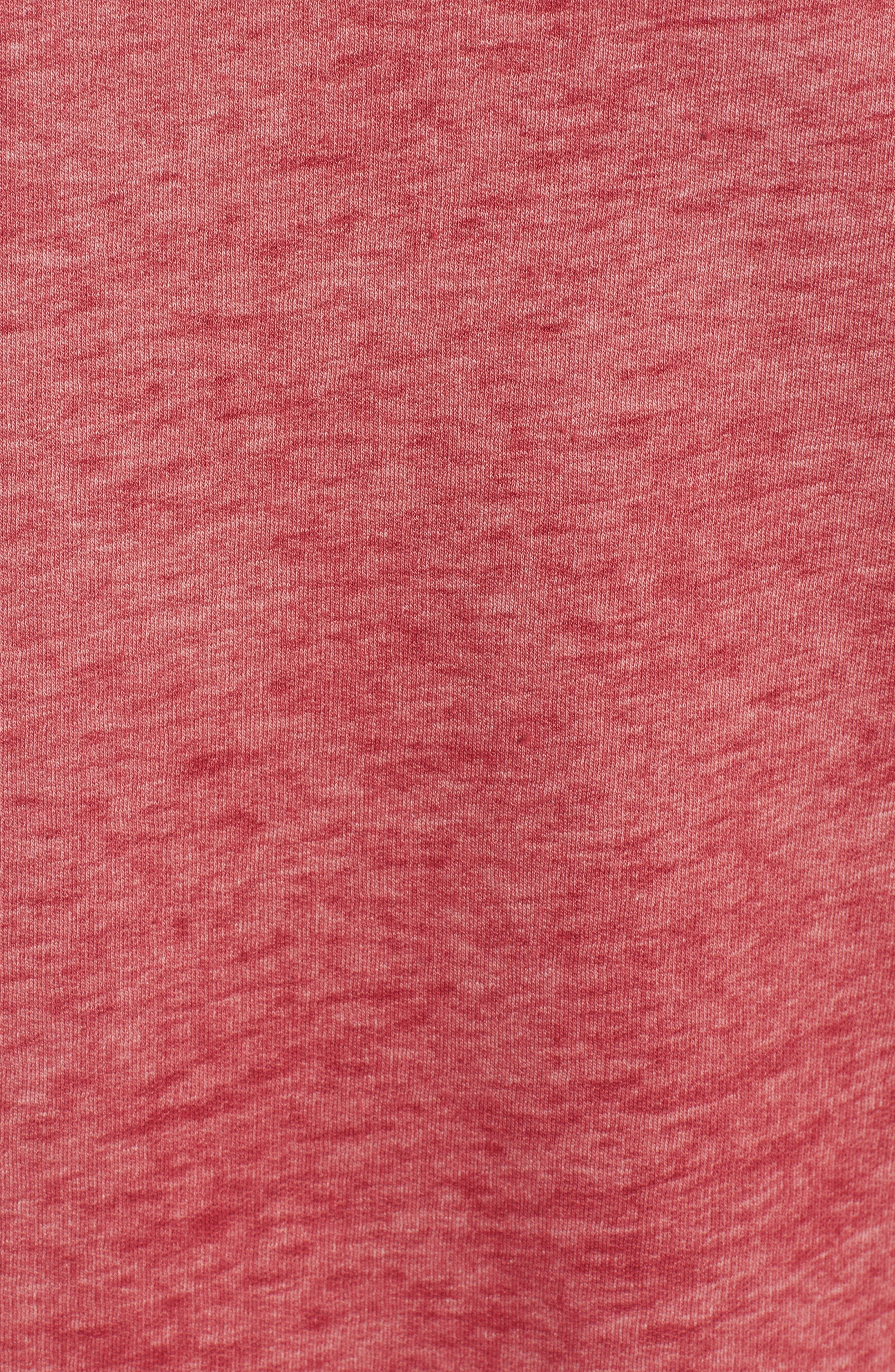 Bell Sleeve Sweatshirt,                             Alternate thumbnail 22, color,