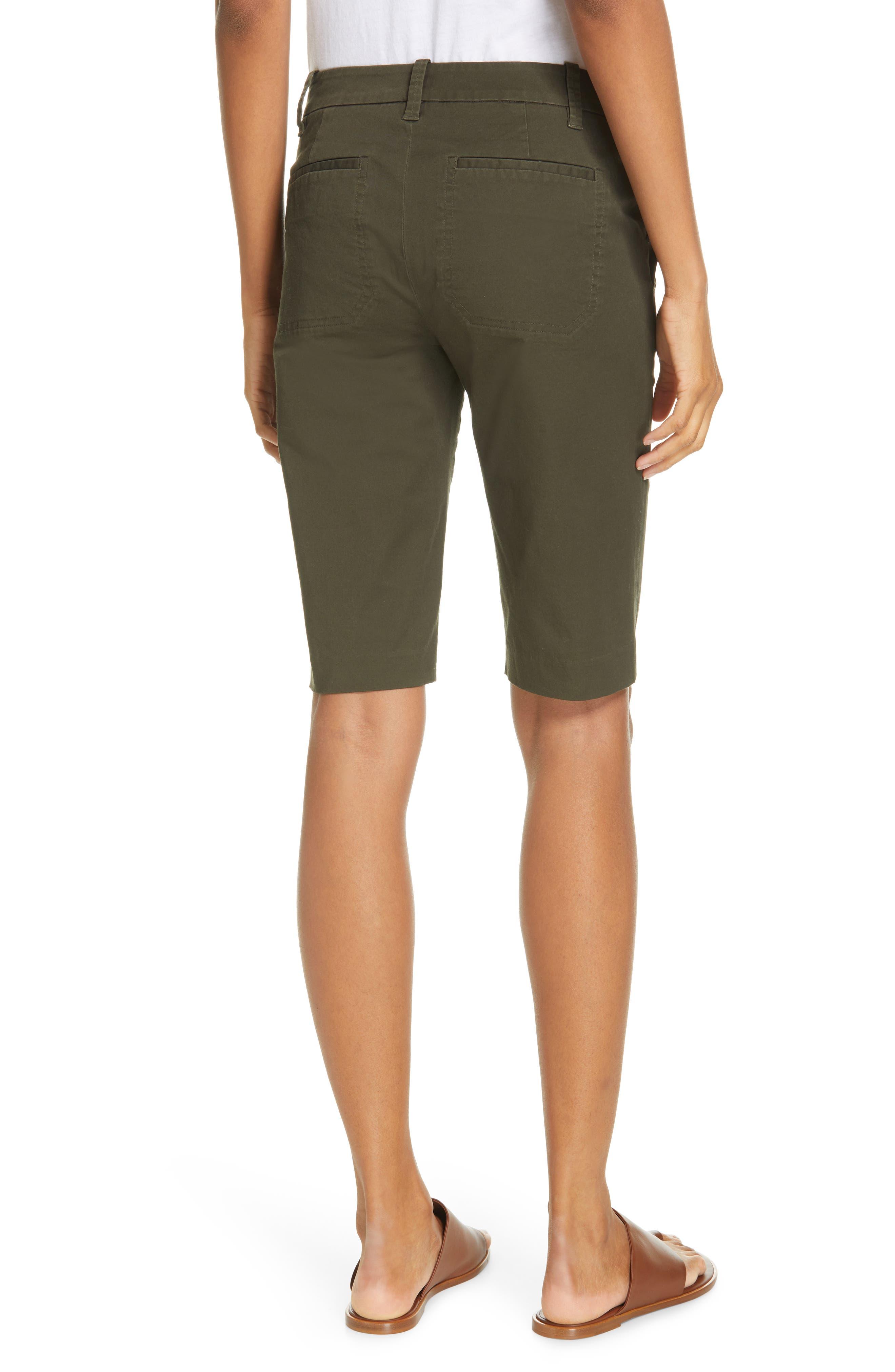 VINCE,                             Bermuda Shorts,                             Alternate thumbnail 2, color,                             ALPINE