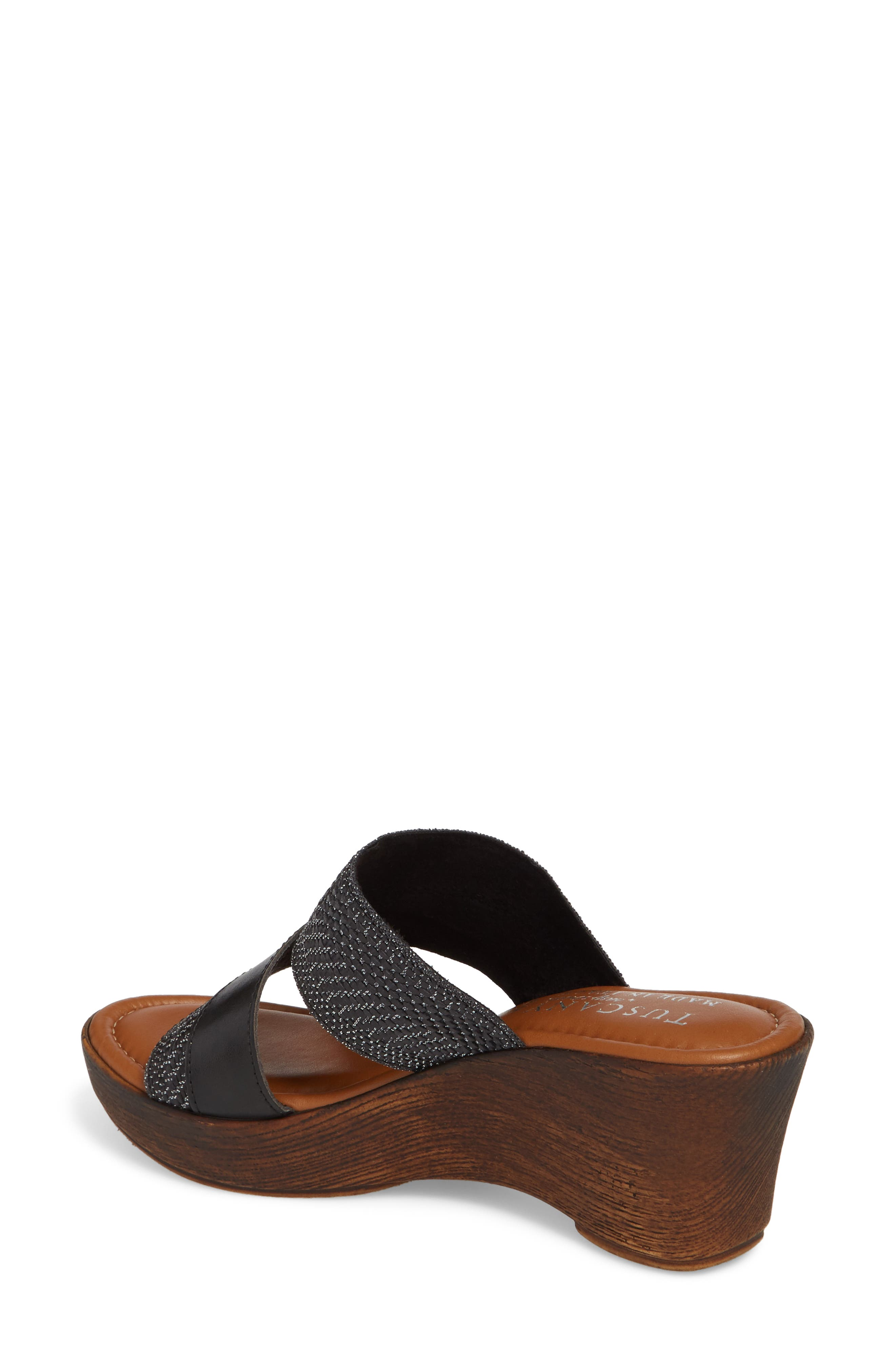 by Easy Street<sup>®</sup> Positano Sandal,                             Alternate thumbnail 2, color,                             001