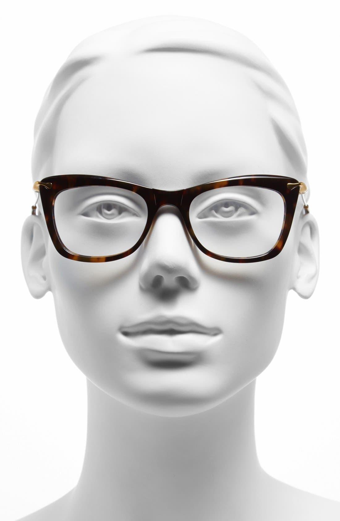 'Chrystie' 50mm Optical Glasses,                             Alternate thumbnail 8, color,
