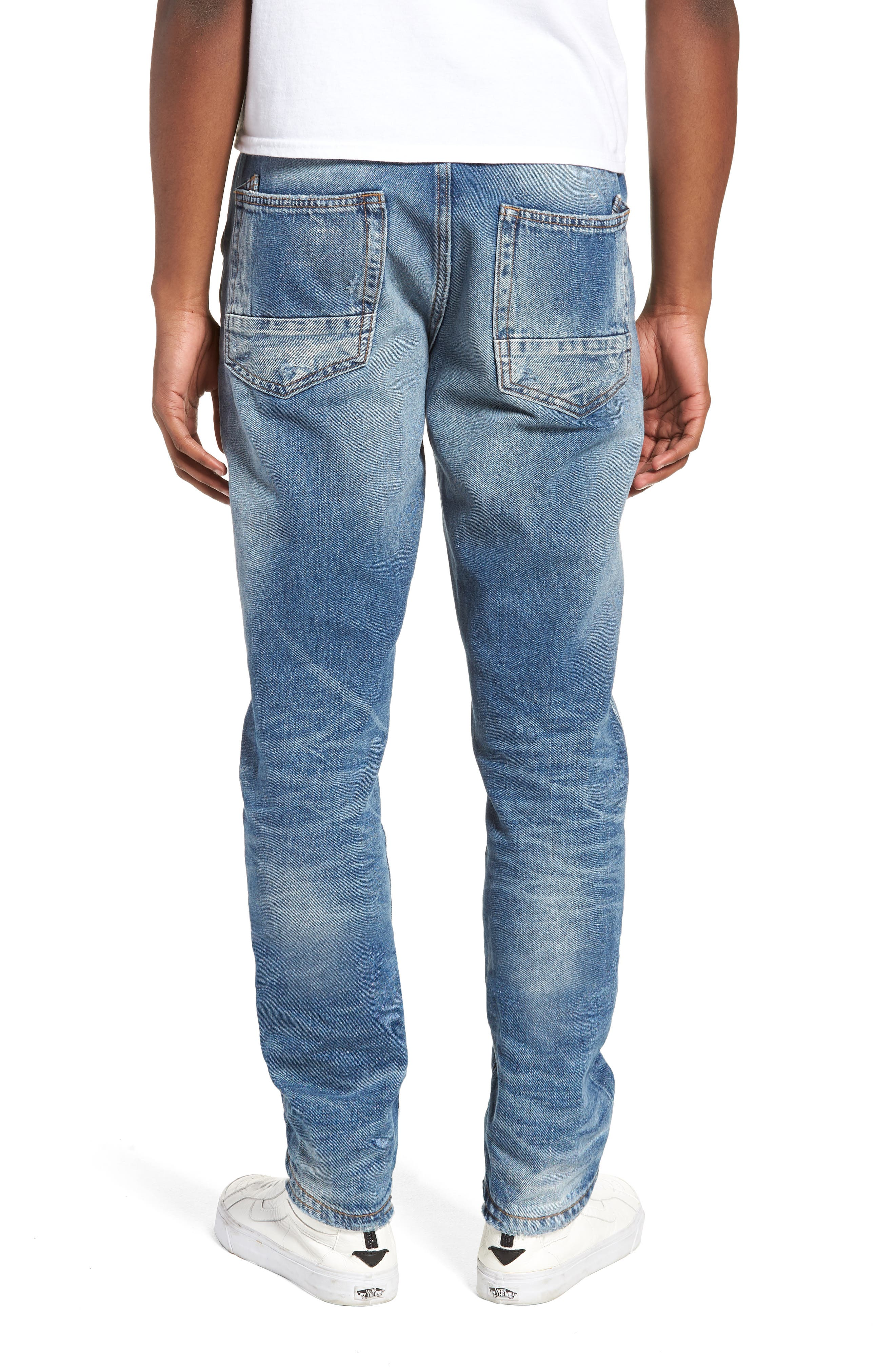 PRPS,                             Le Sabre Tapered Fit,                             Alternate thumbnail 2, color,                             5 YEAR WASH