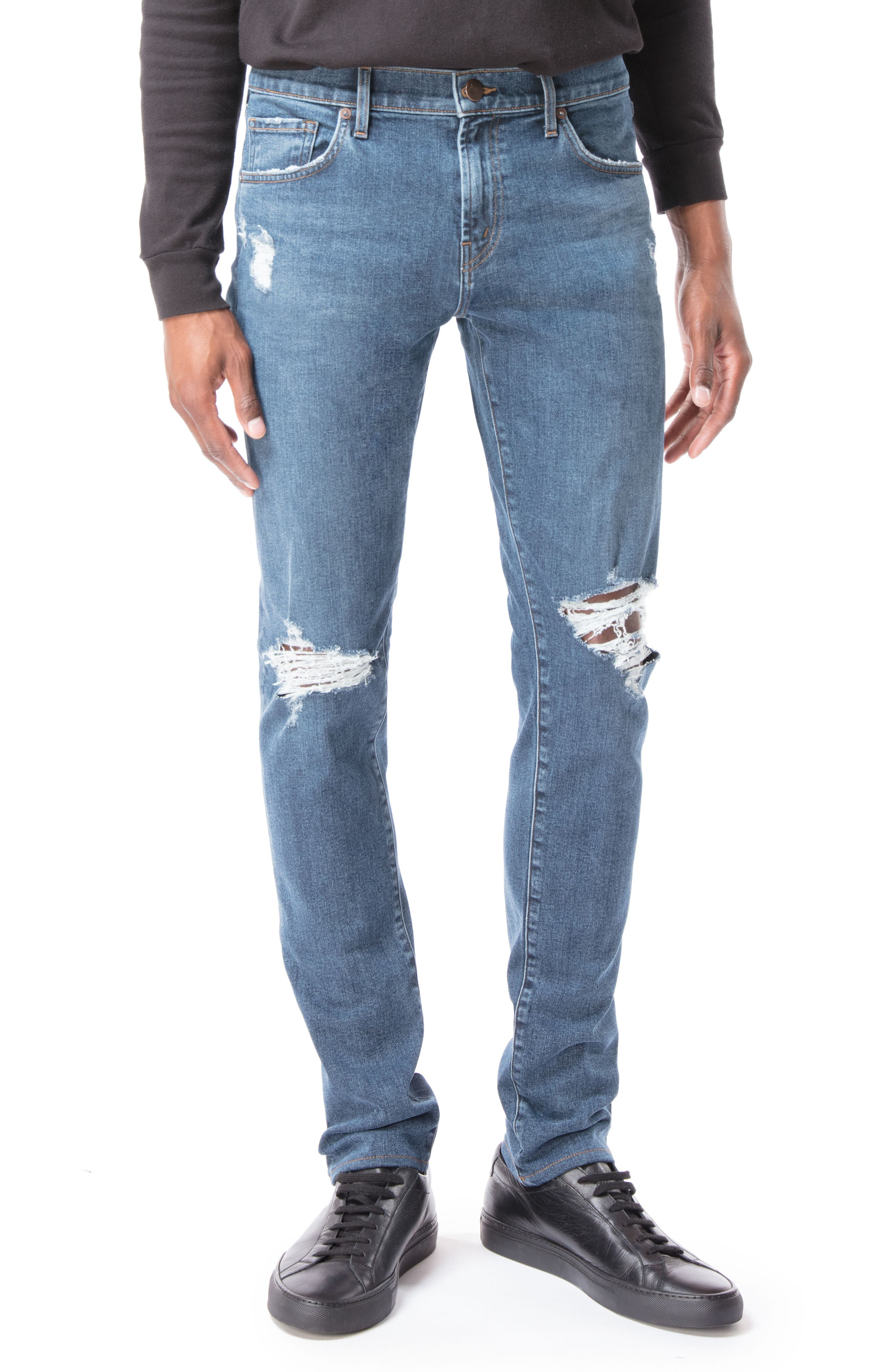 Mick Skinny Fit Jeans,                         Main,                         color, 494