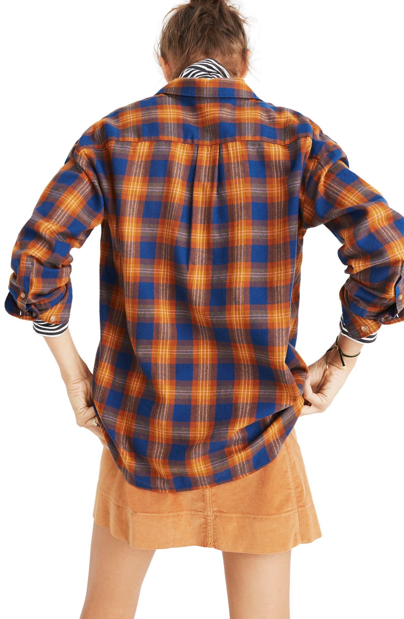 Westward Ardan Plaid Shirt,                             Alternate thumbnail 2, color,                             400