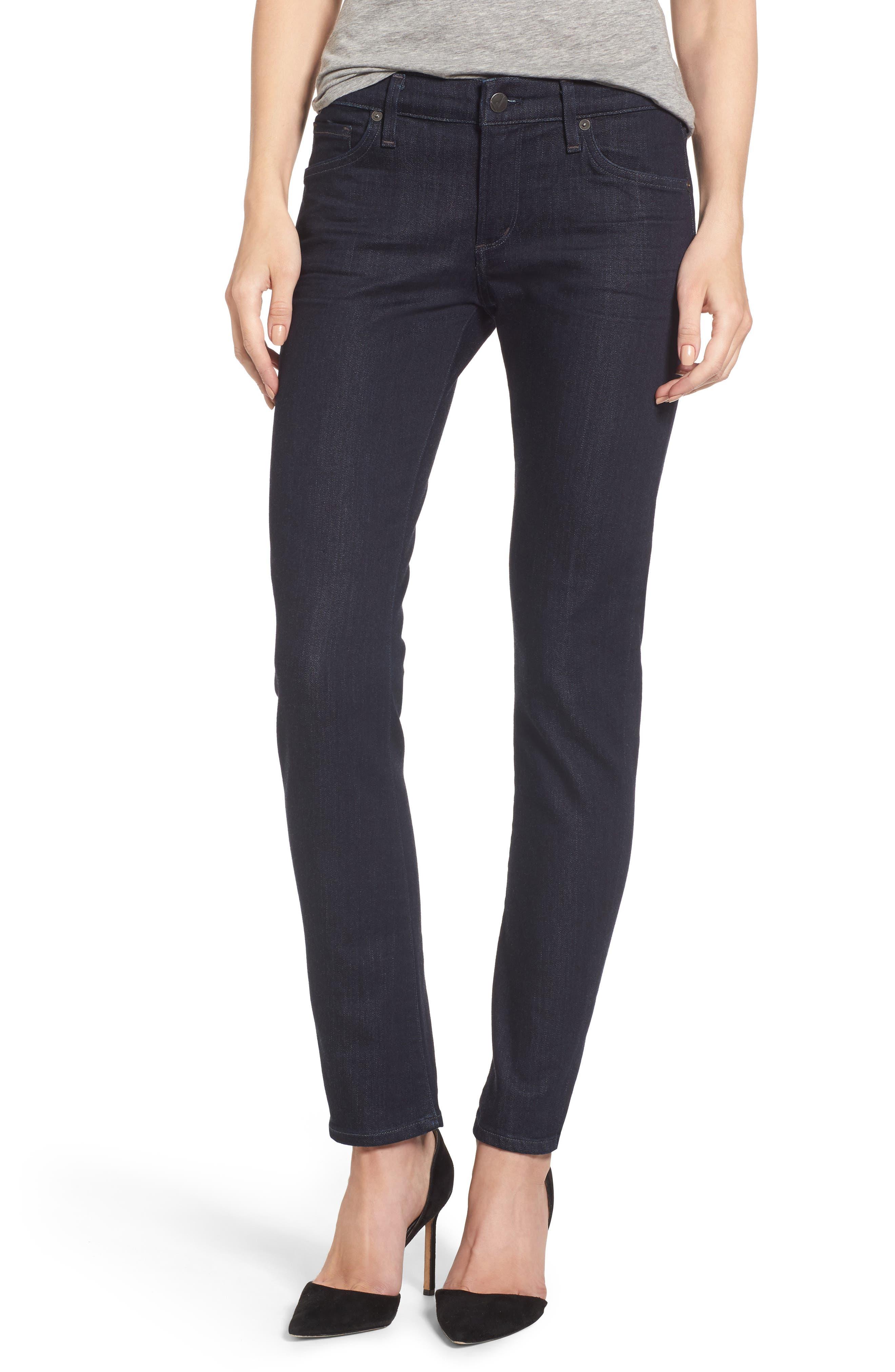 Arielle Slim Jeans,                             Main thumbnail 1, color,                             403