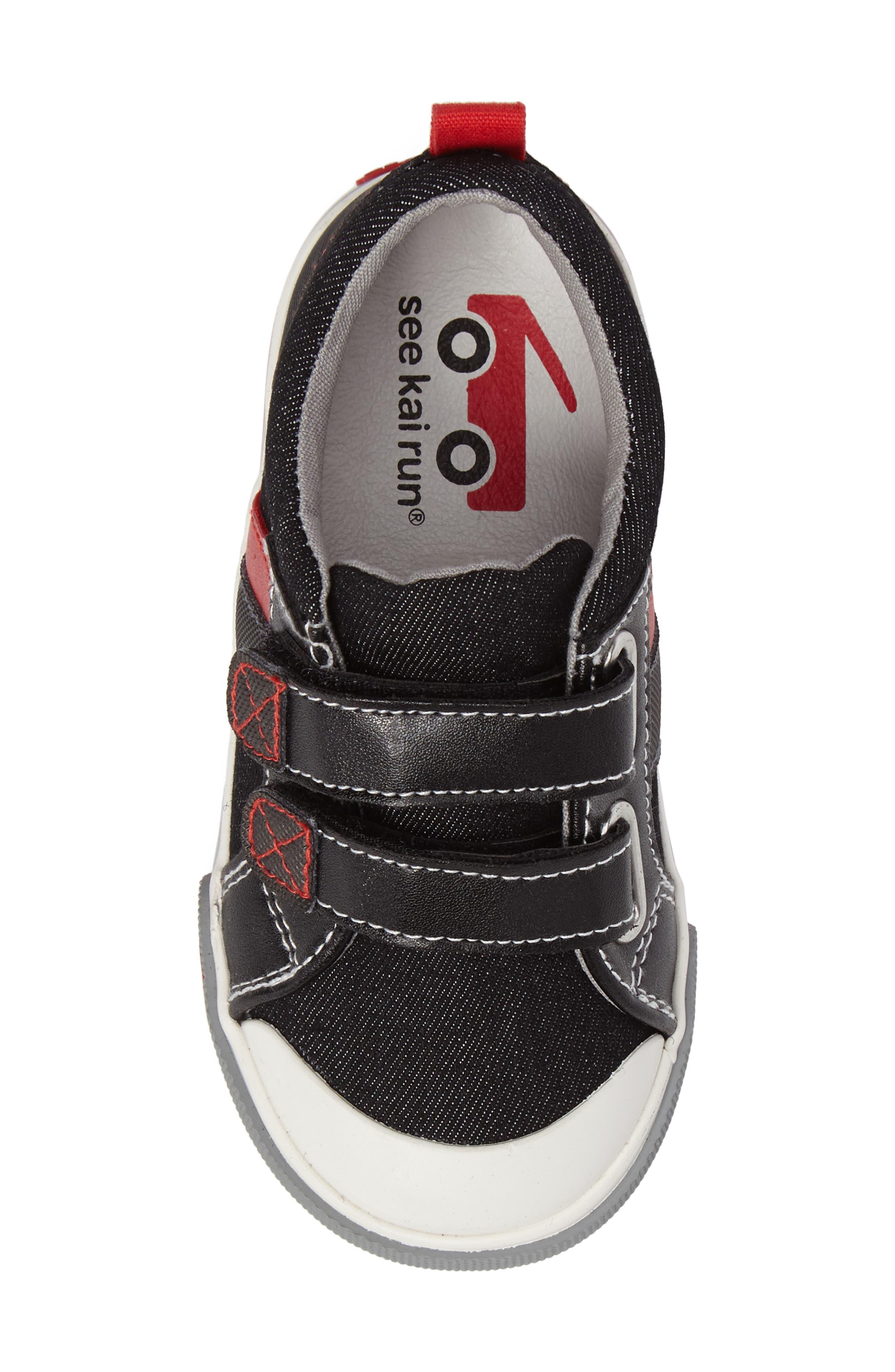 'Russell' Sneaker,                             Alternate thumbnail 5, color,                             003