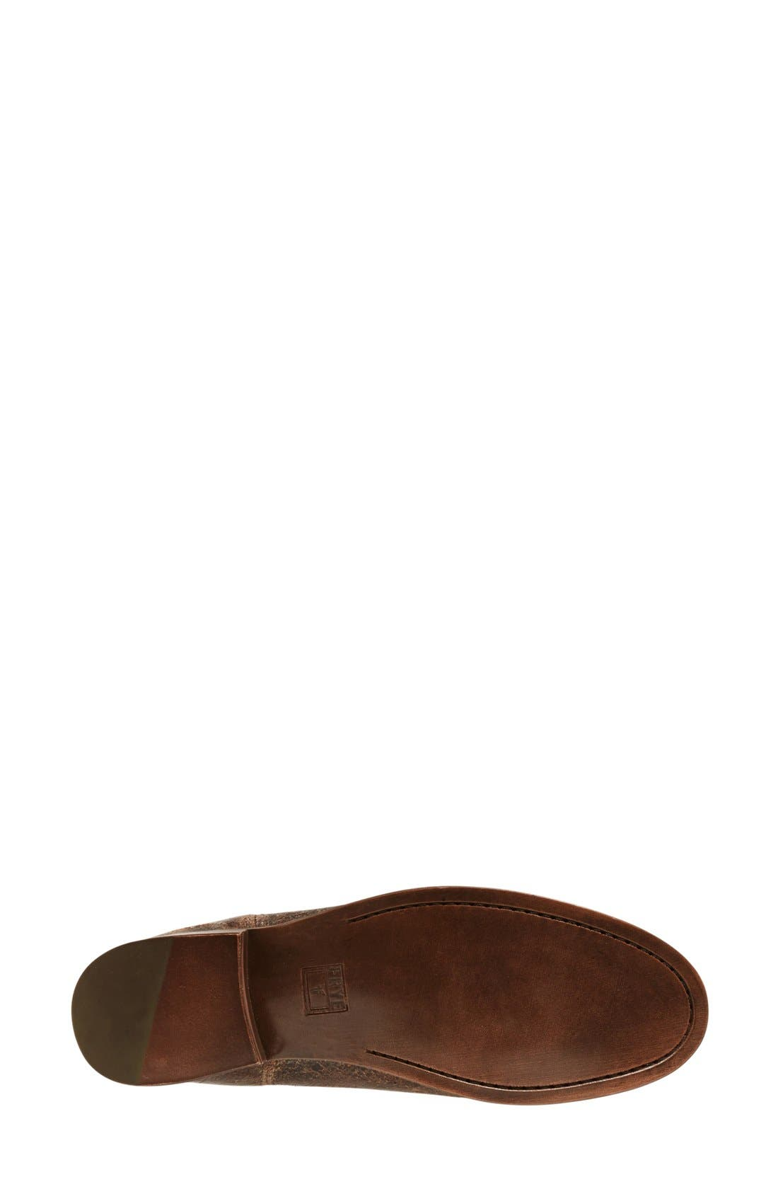 'Melissa Button' Leather Riding Boot,                             Alternate thumbnail 108, color,