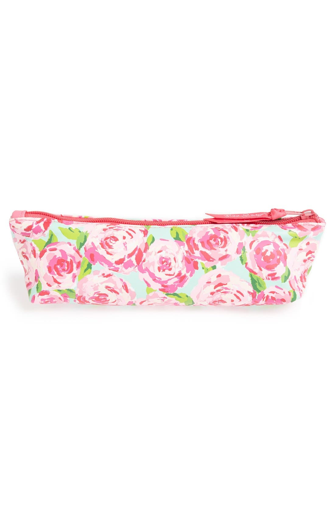 LILLY PULITZER<SUP>®</SUP>,                             Pencil Pouch,                             Alternate thumbnail 2, color,                             440