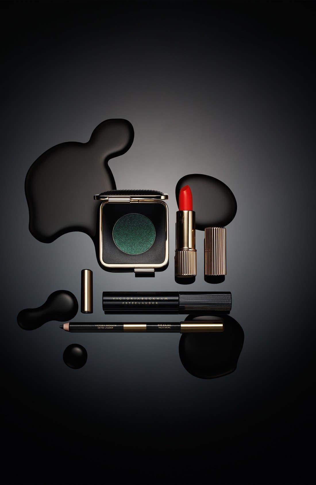 Victoria Beckham Chilean Sunset Lipstick in Gold Case,                             Alternate thumbnail 2, color,                             600