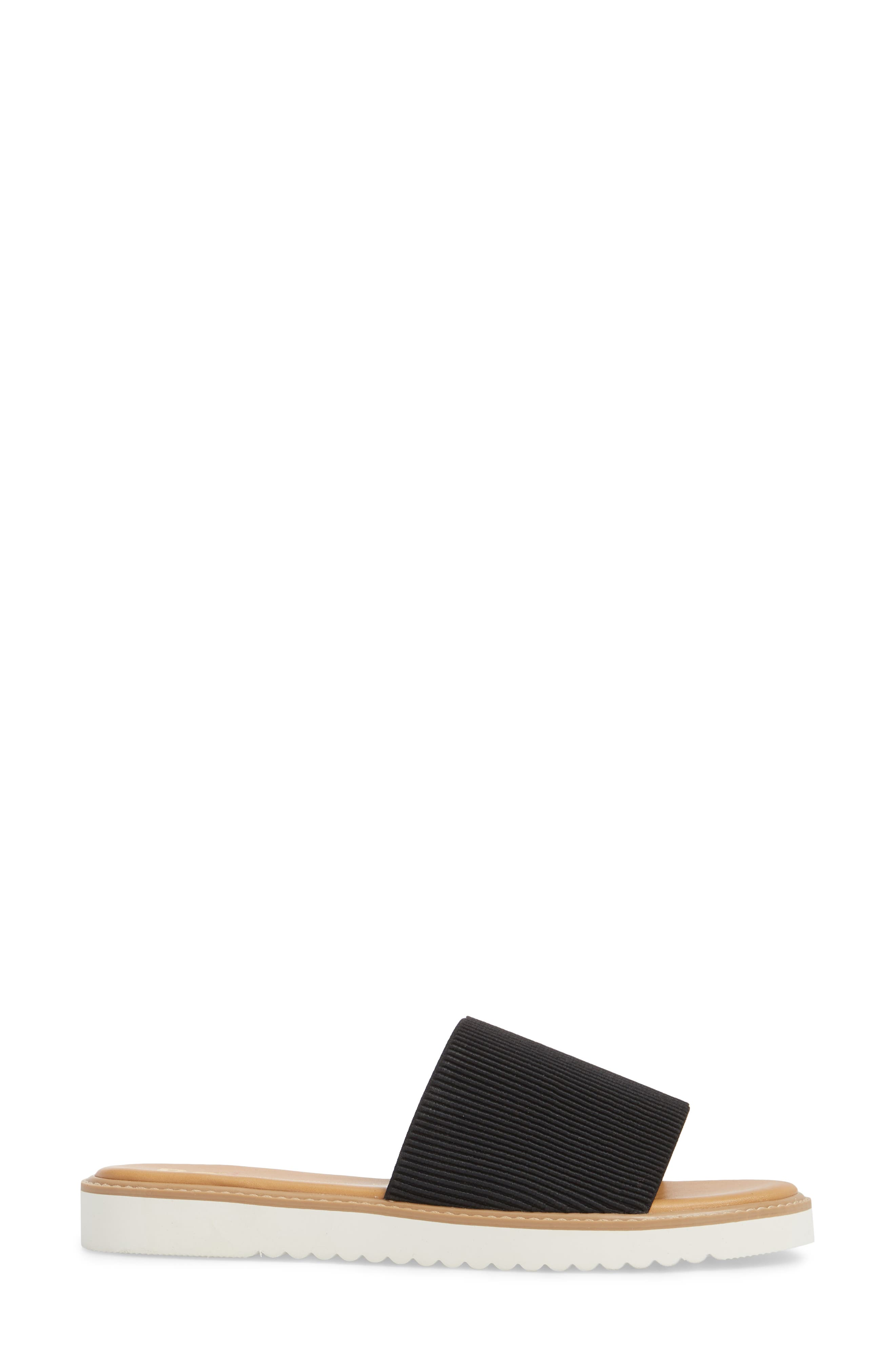 Cotton Candy Slide Sandal,                             Alternate thumbnail 3, color,                             001