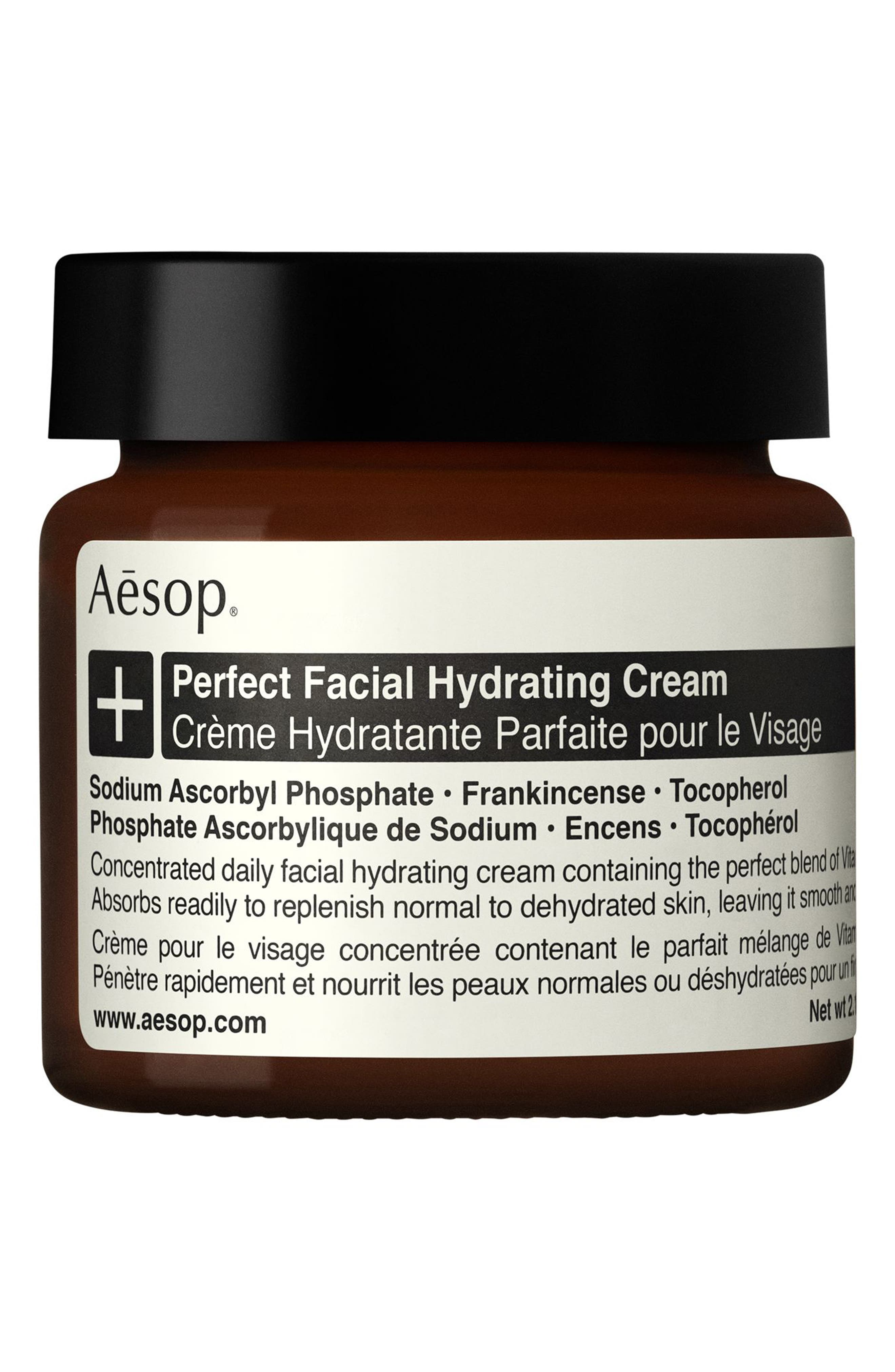 AESOP Perfect Facial Hydrating Cream, Main, color, NONE