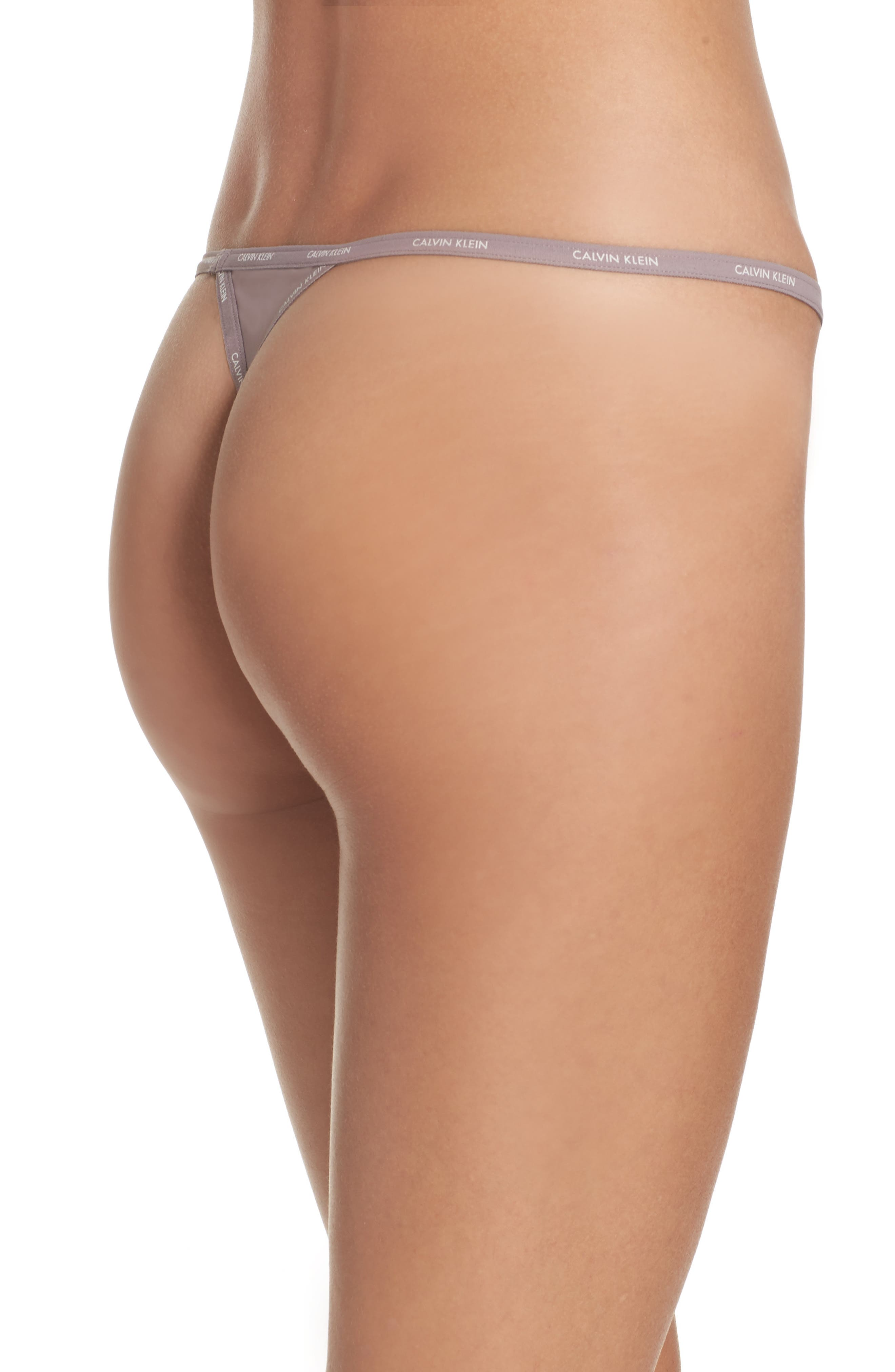 Marquisette String Thong,                             Alternate thumbnail 2, color,                             599