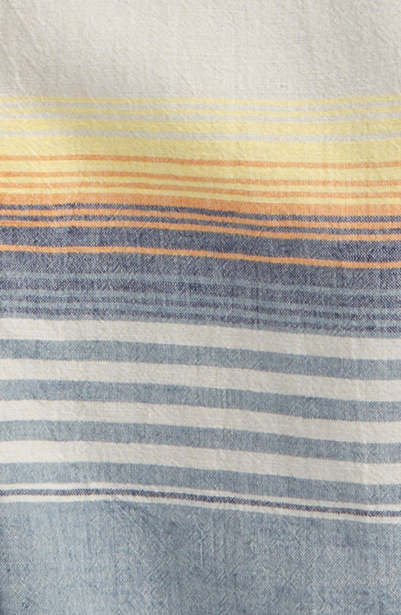 Chambray Stripe Shirt,                             Alternate thumbnail 2, color,                             420