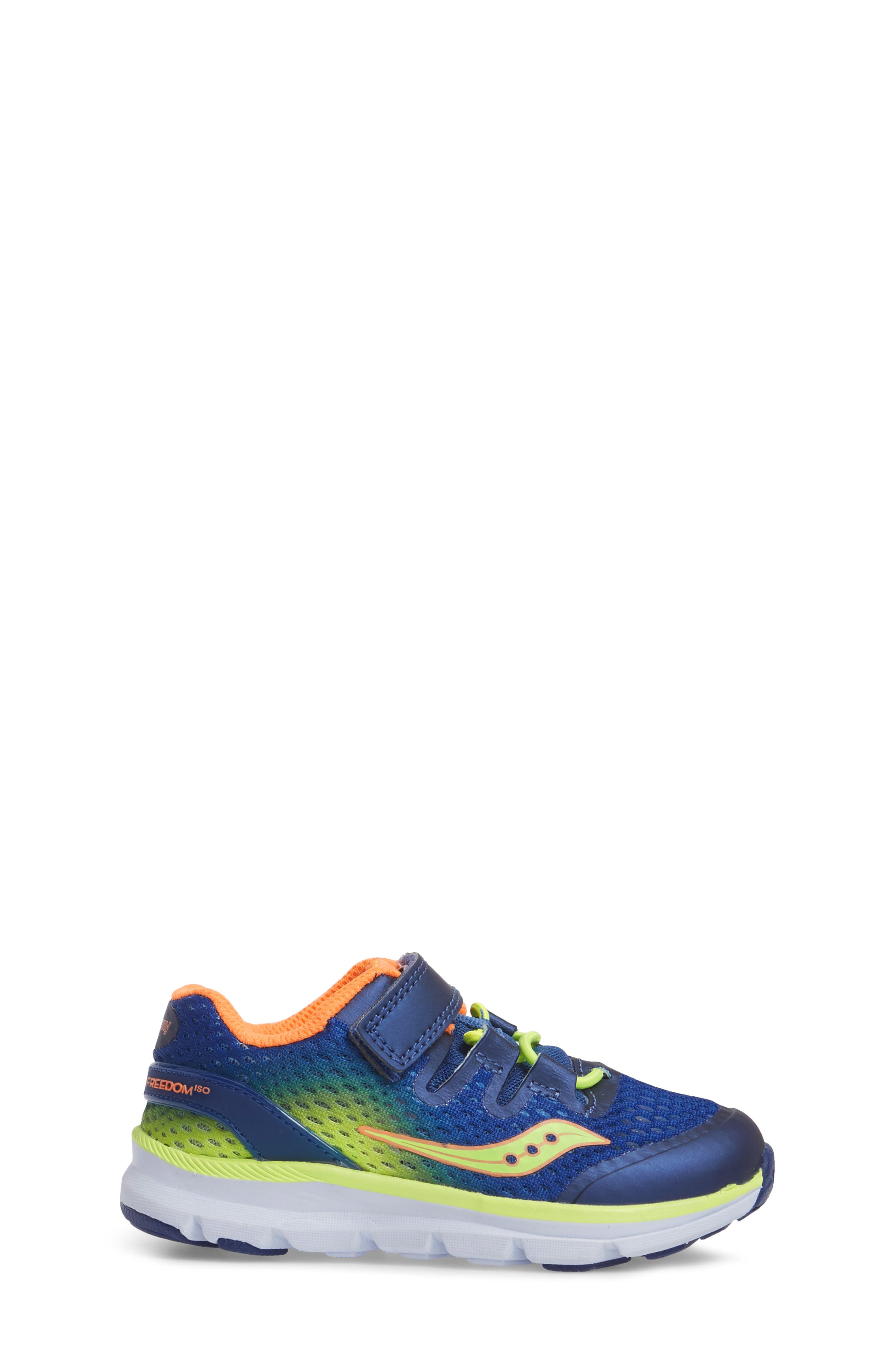 Baby Freedom ISO Sneaker,                             Alternate thumbnail 3, color,                             400