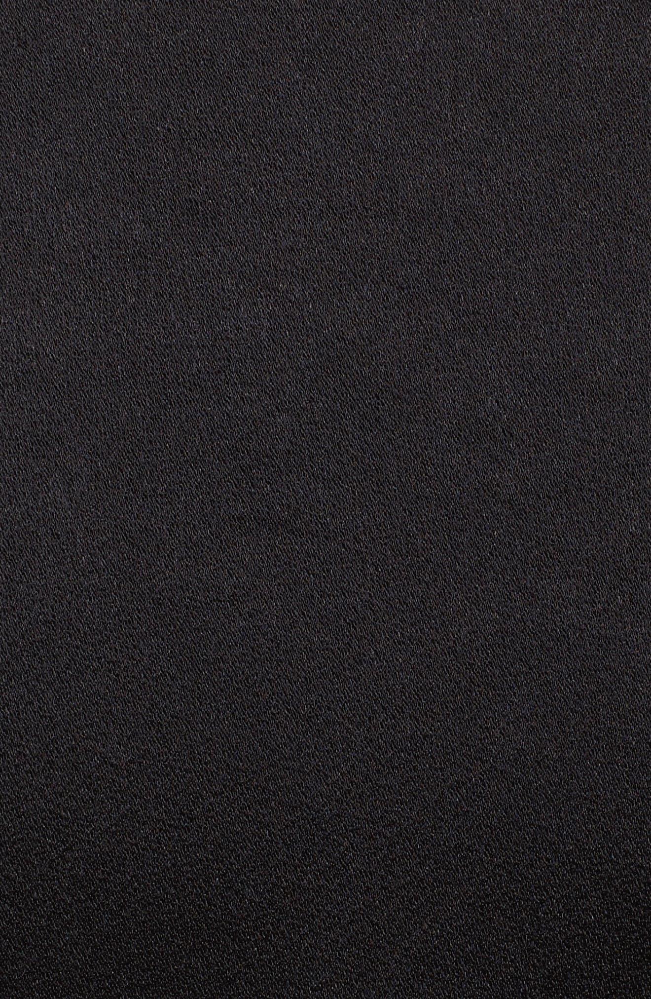 Kensington Midi Dress,                             Alternate thumbnail 5, color,                             001