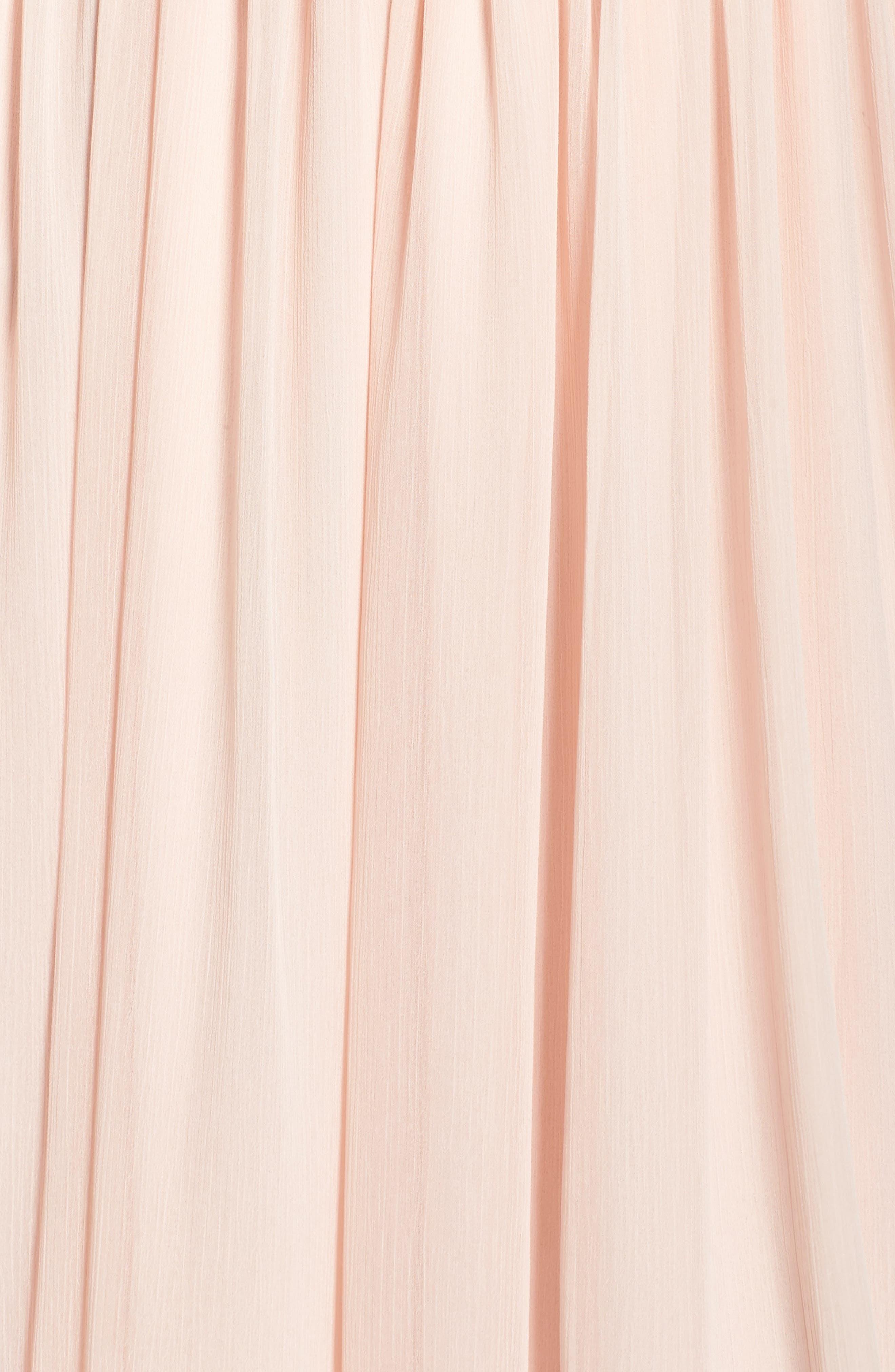 Constance Cold Shoulder Maxi Dress,                             Alternate thumbnail 5, color,                             680