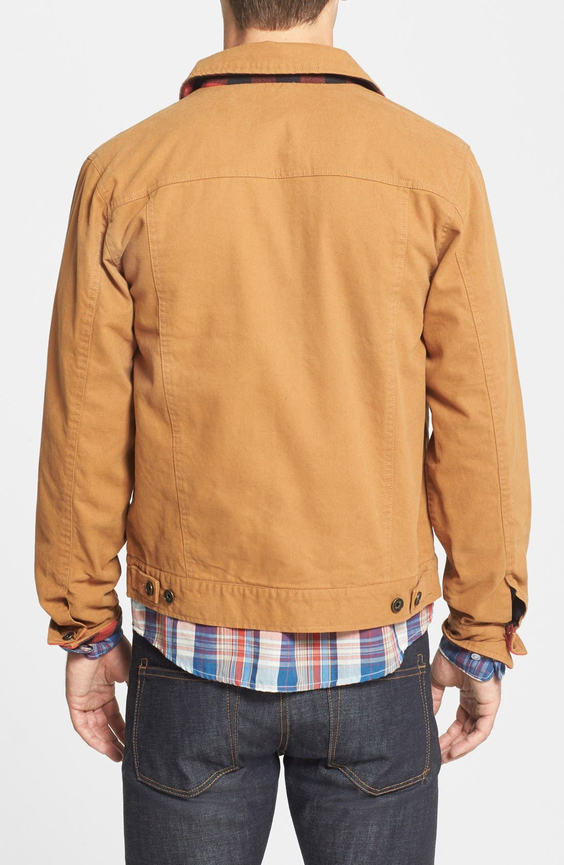 'Cable II' Jacket,                             Alternate thumbnail 4, color,                             244
