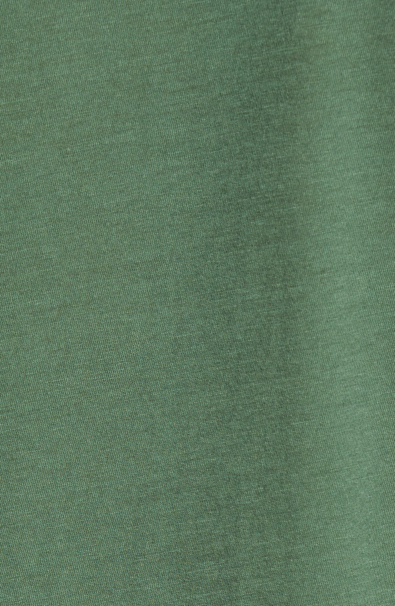 Crewneck Jersey T-Shirt,                             Alternate thumbnail 447, color,