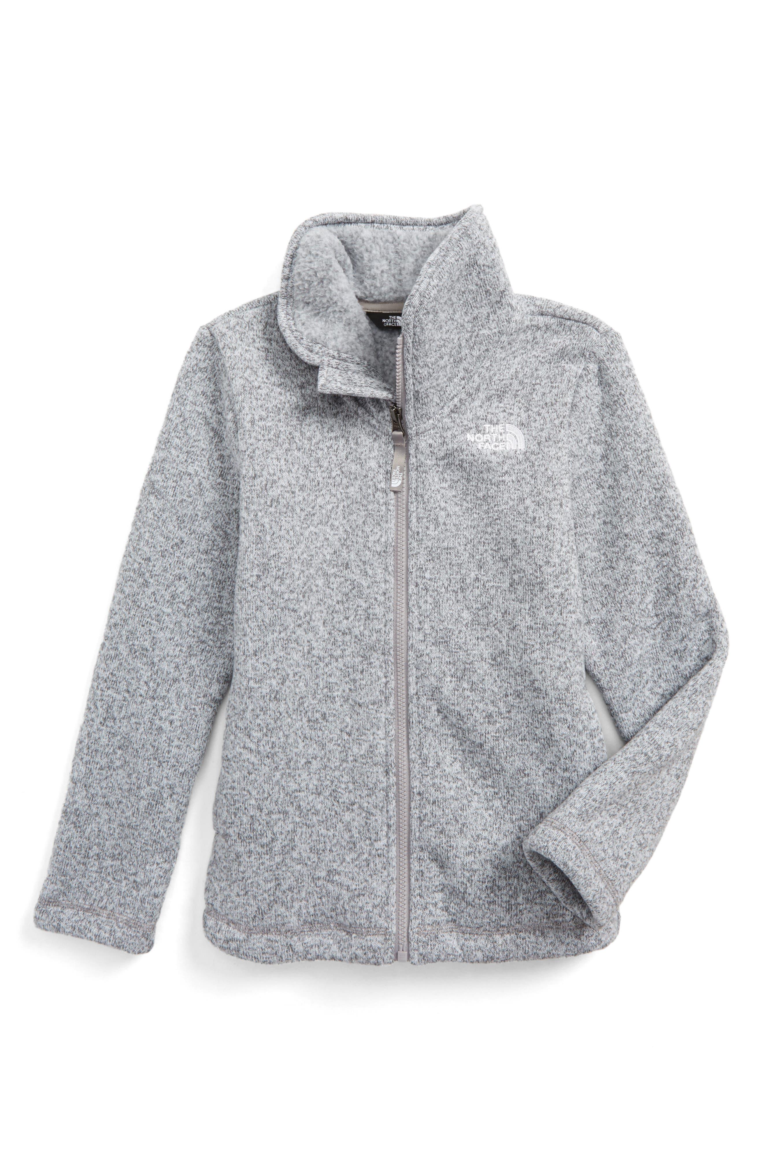 Crescent Fleece Jacket,                             Main thumbnail 1, color,                             050