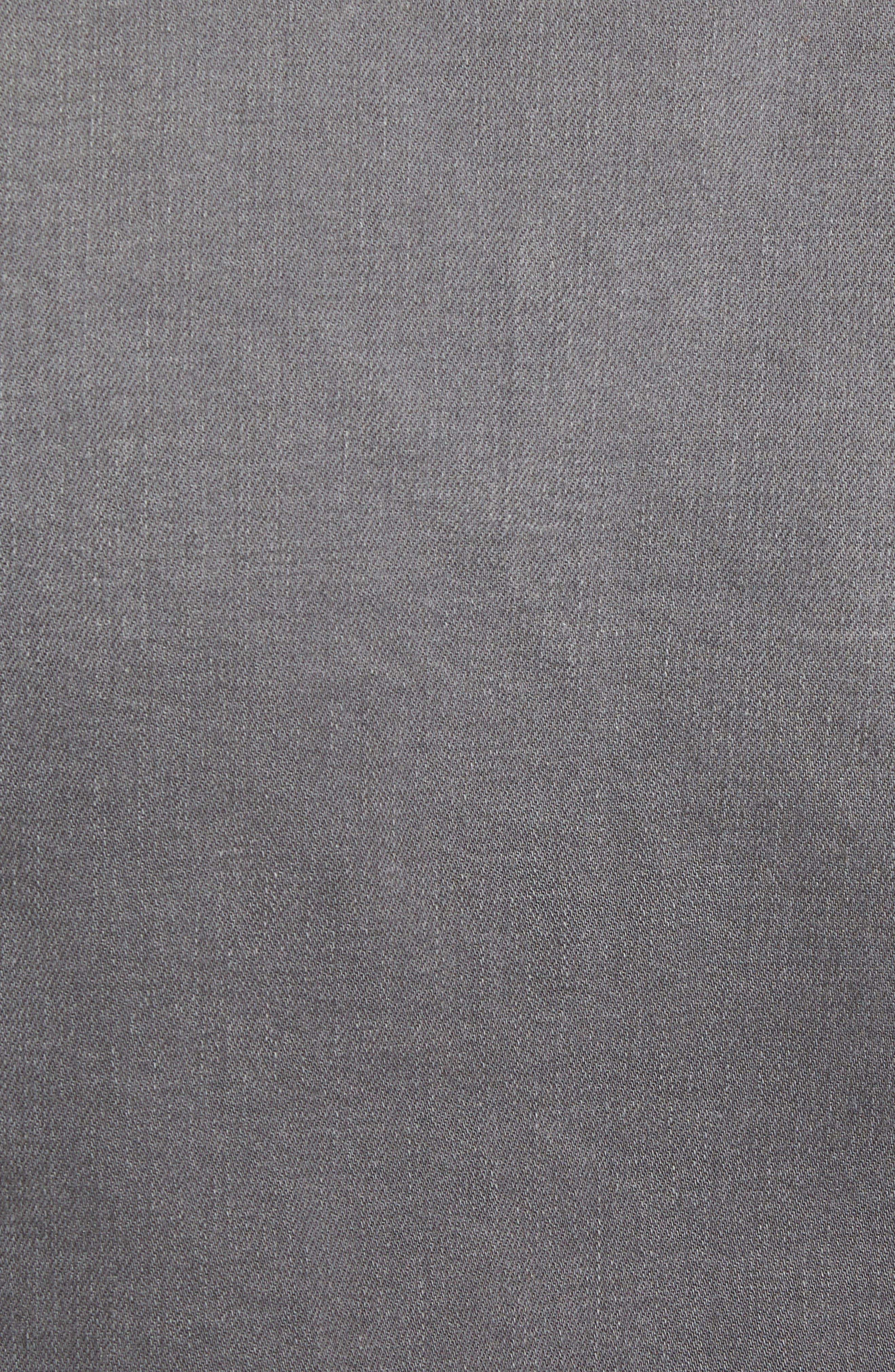 L'Homme Denim Jacket,                             Alternate thumbnail 6, color,                             GRAYSON