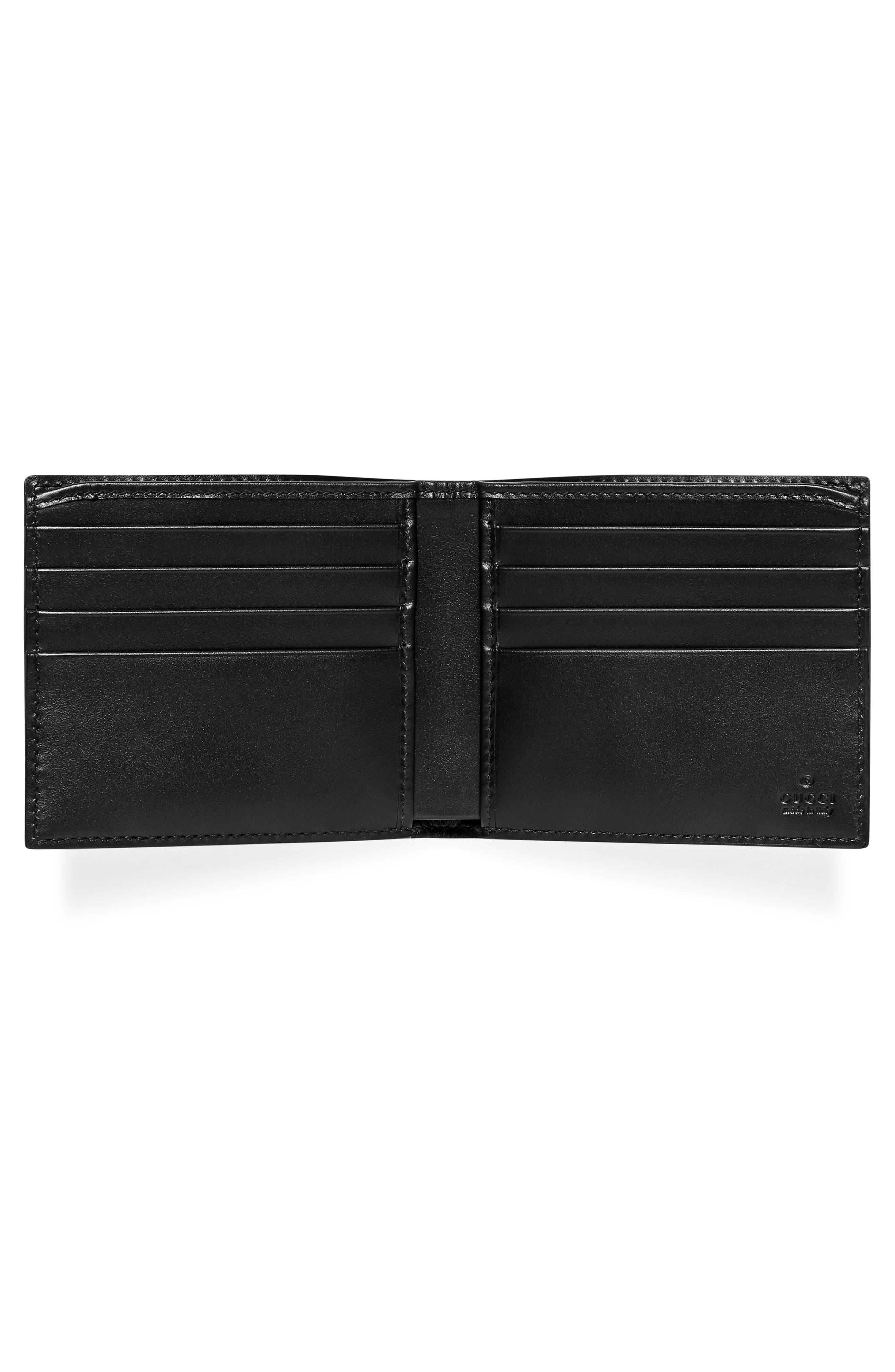 New Web Wallet,                             Alternate thumbnail 2, color,                             BLACK