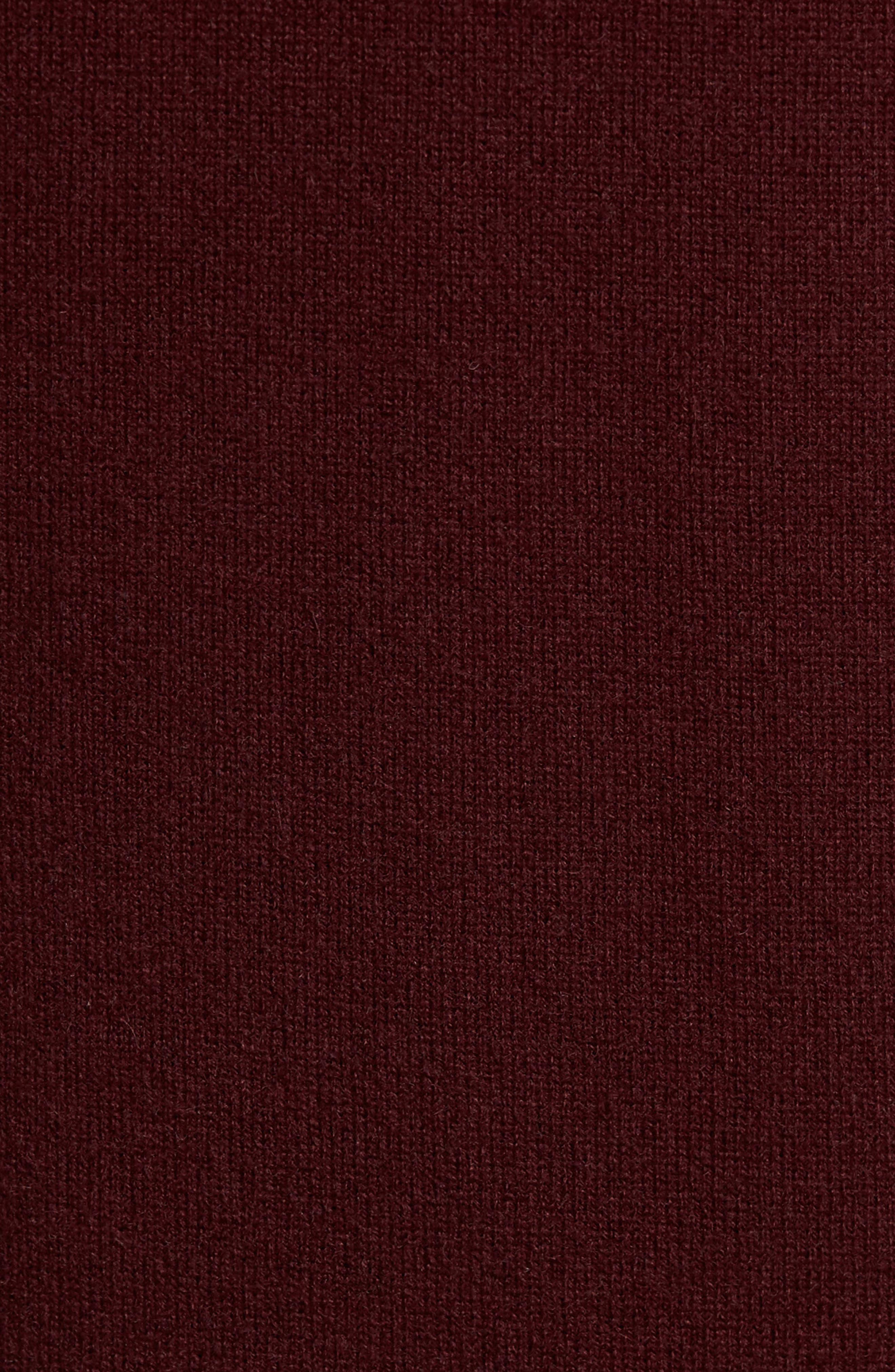 Cashmere Quarter Zip Sweater,                             Alternate thumbnail 30, color,