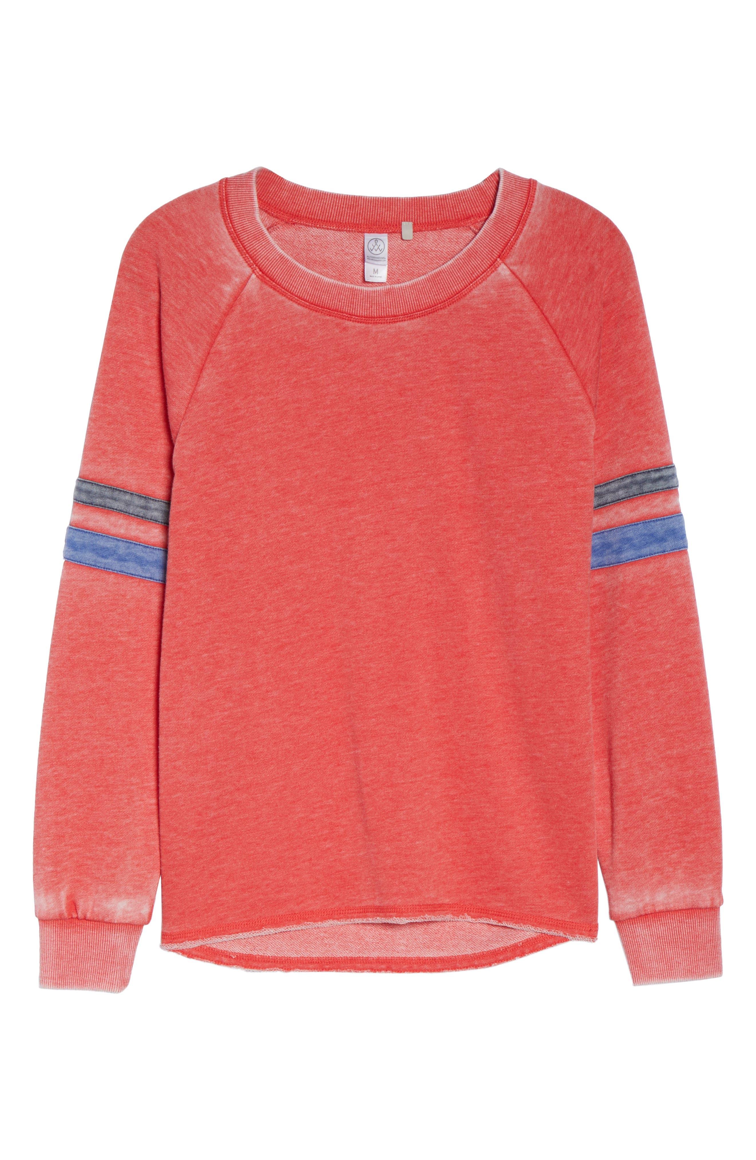 Lazy Day Sweatshirt,                             Alternate thumbnail 11, color,