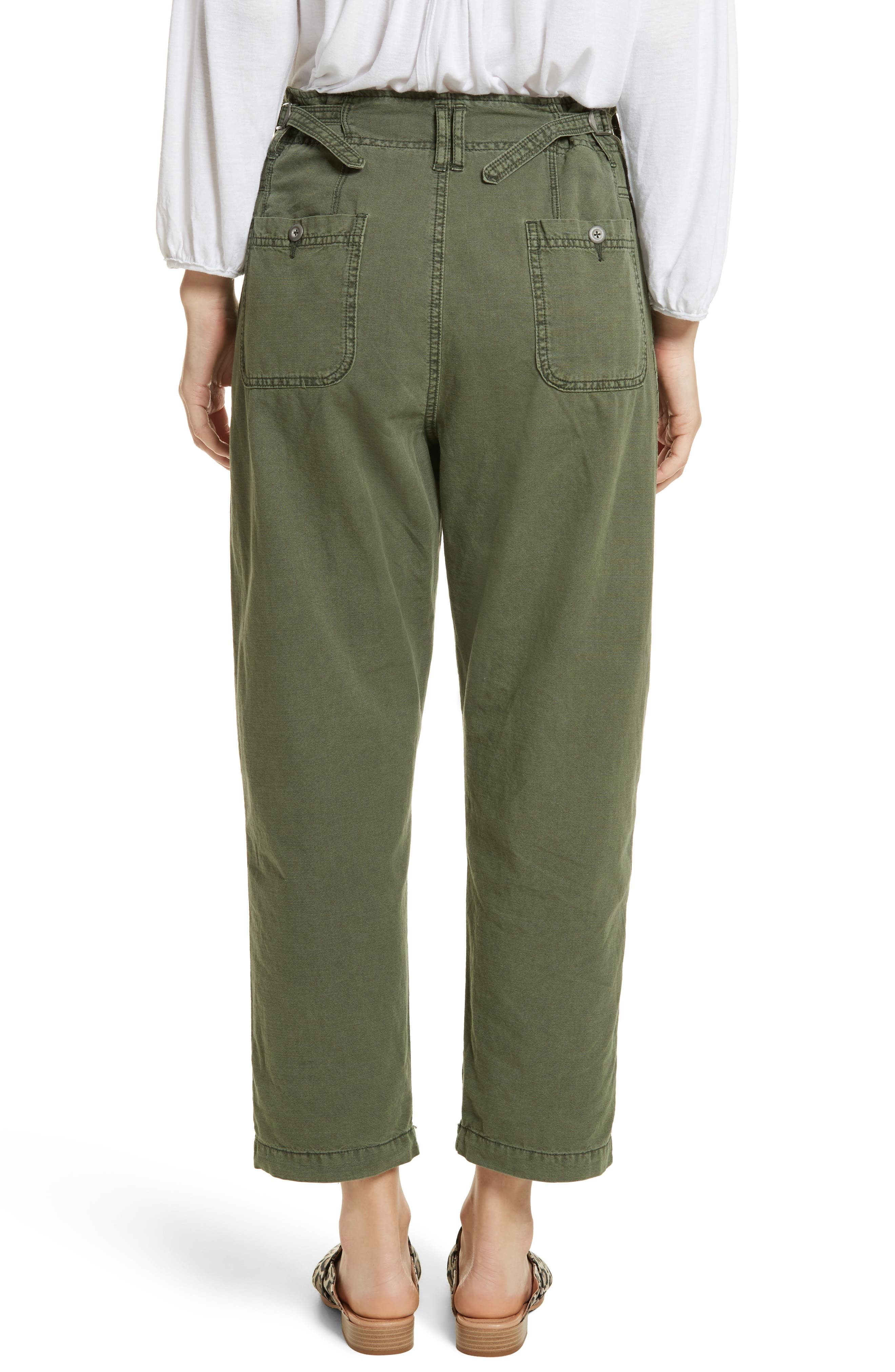 Compass Star Trousers,                             Alternate thumbnail 2, color,                             SLATE