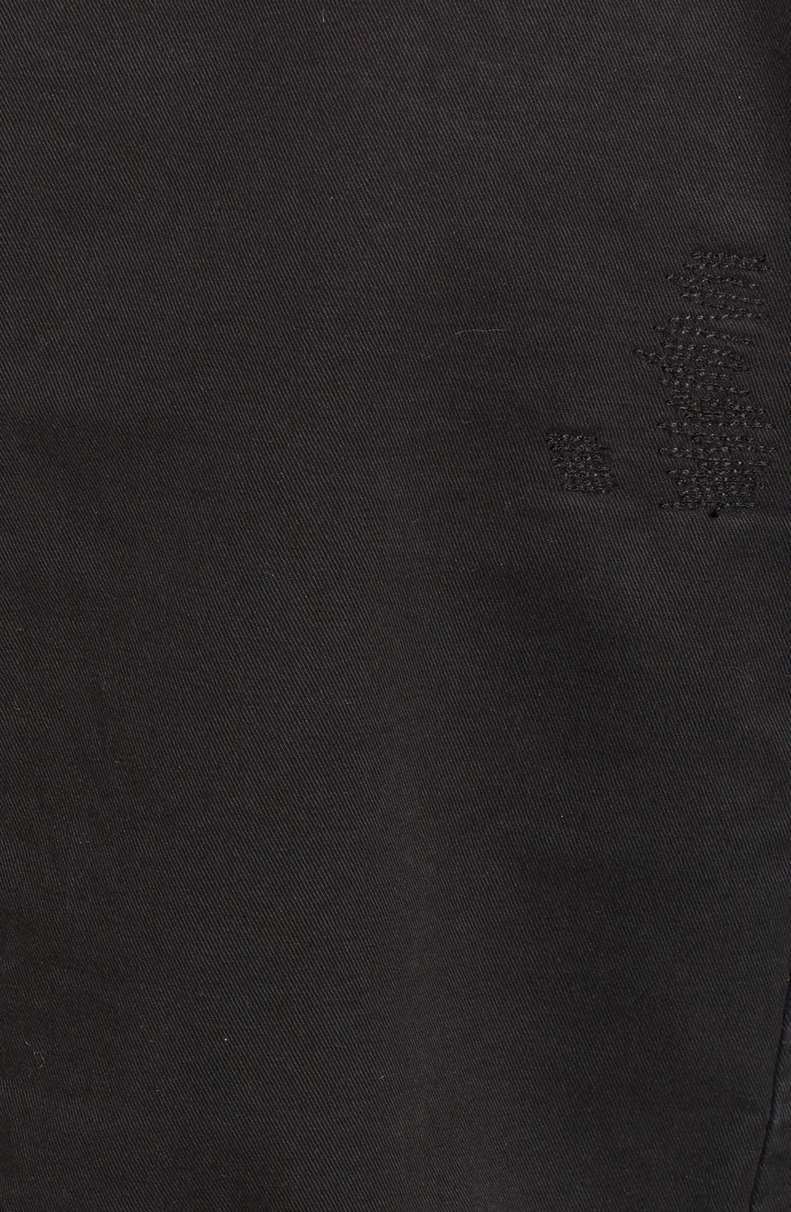 Vladimir Grunge Jacket,                             Alternate thumbnail 6, color,                             001