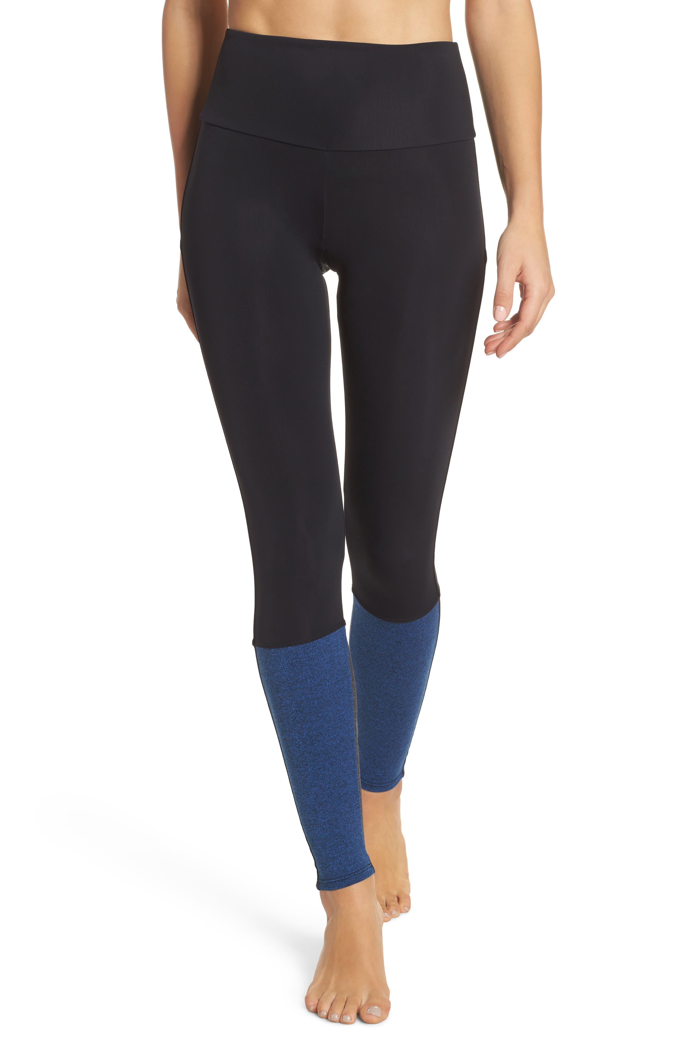 Street High Waist Leggings,                             Main thumbnail 1, color,
