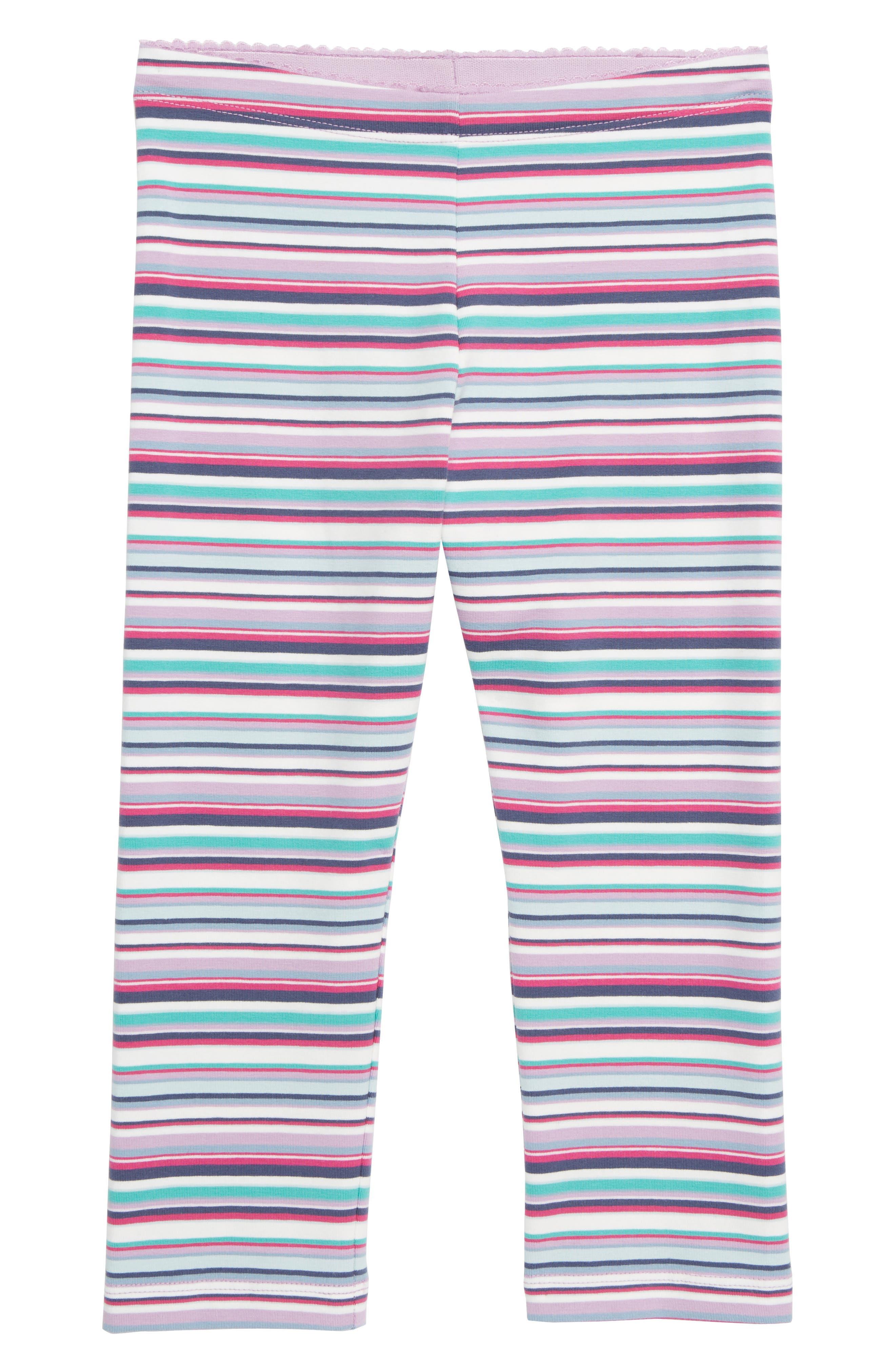 Stripe Caprili Leggings, Main, color, ASTER