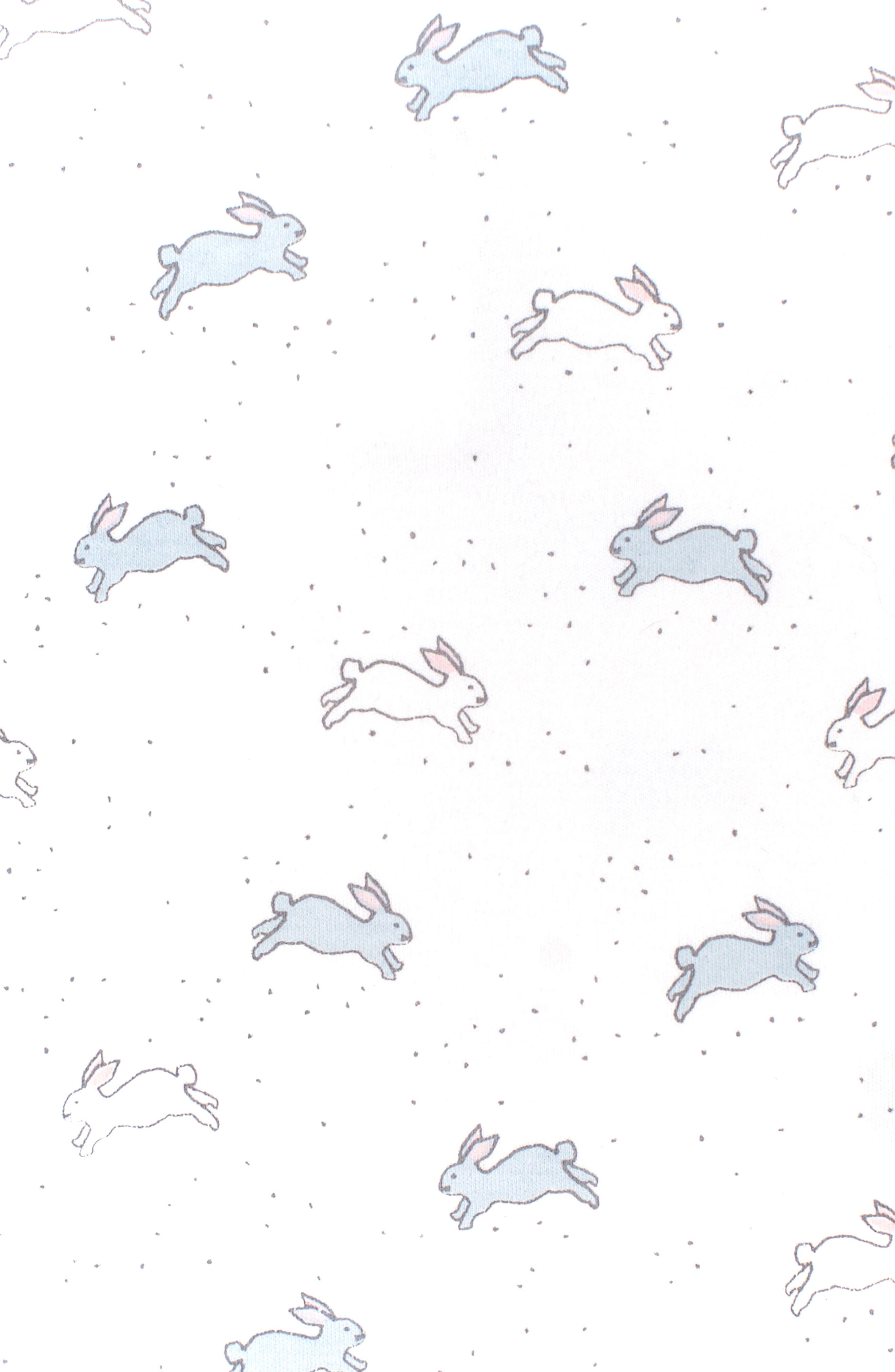Tiny Bunny Bodysuit,                             Alternate thumbnail 2, color,                             900