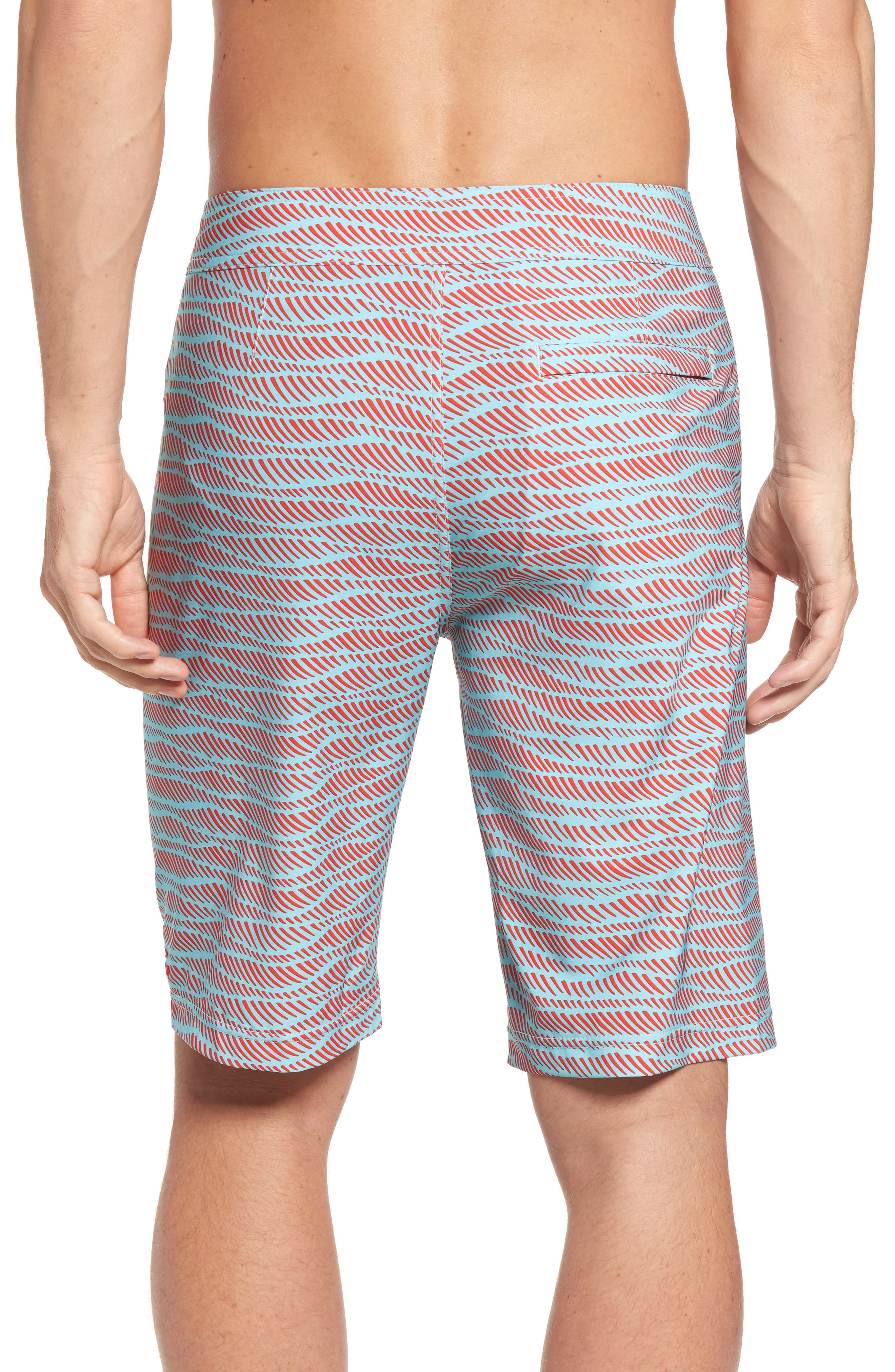 'Sediment' Stretch Board Shorts,                             Alternate thumbnail 31, color,