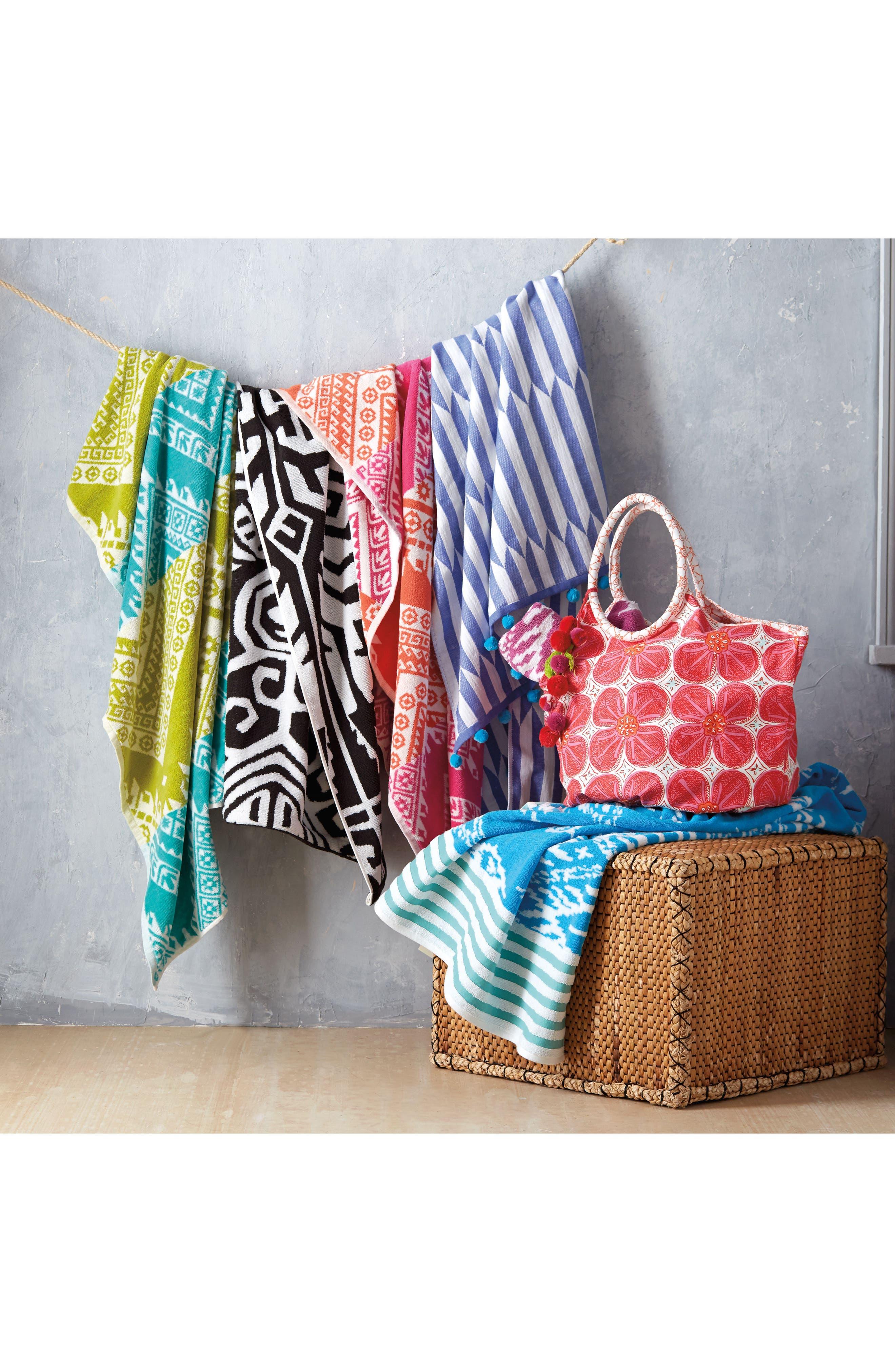 Dita Resort Towel,                             Alternate thumbnail 5, color,                             500