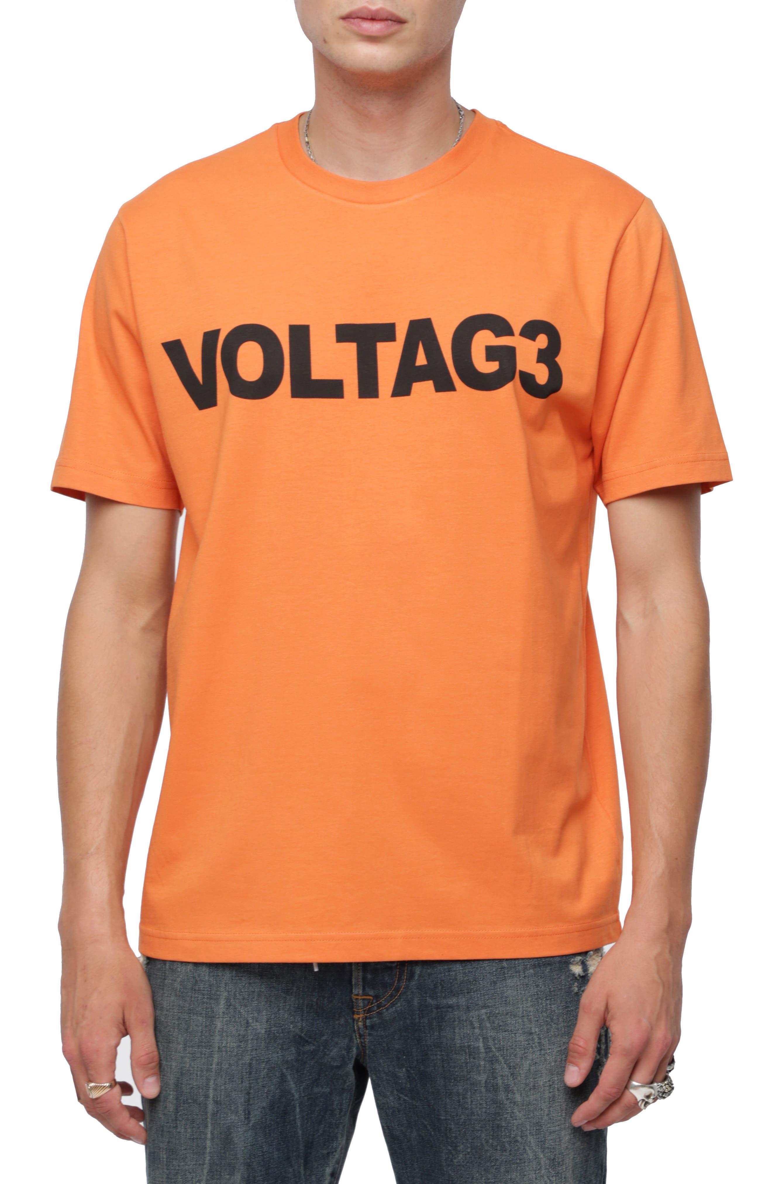 T-JUST-X1 Short Sleeve T-shirt,                             Main thumbnail 1, color,                             815