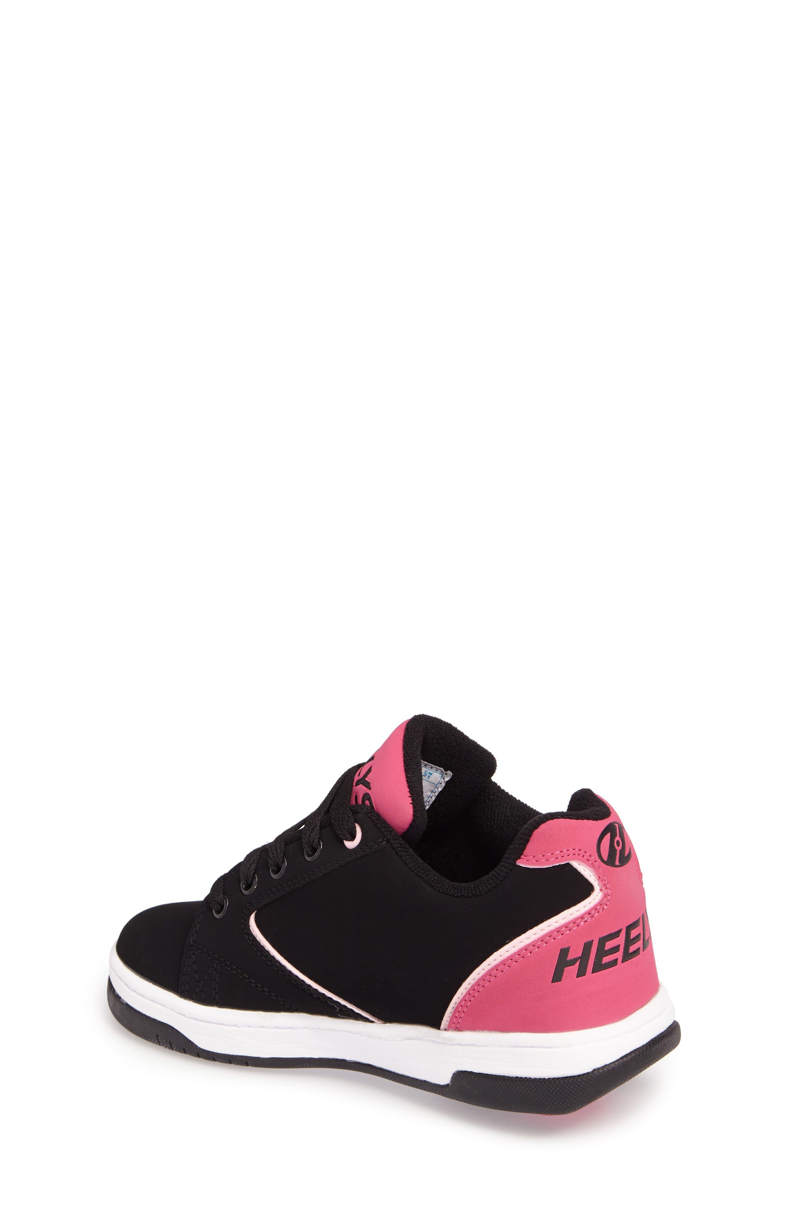 Propel 2.0 Sneaker,                             Alternate thumbnail 2, color,                             BLACK/ PINK/ WHITE
