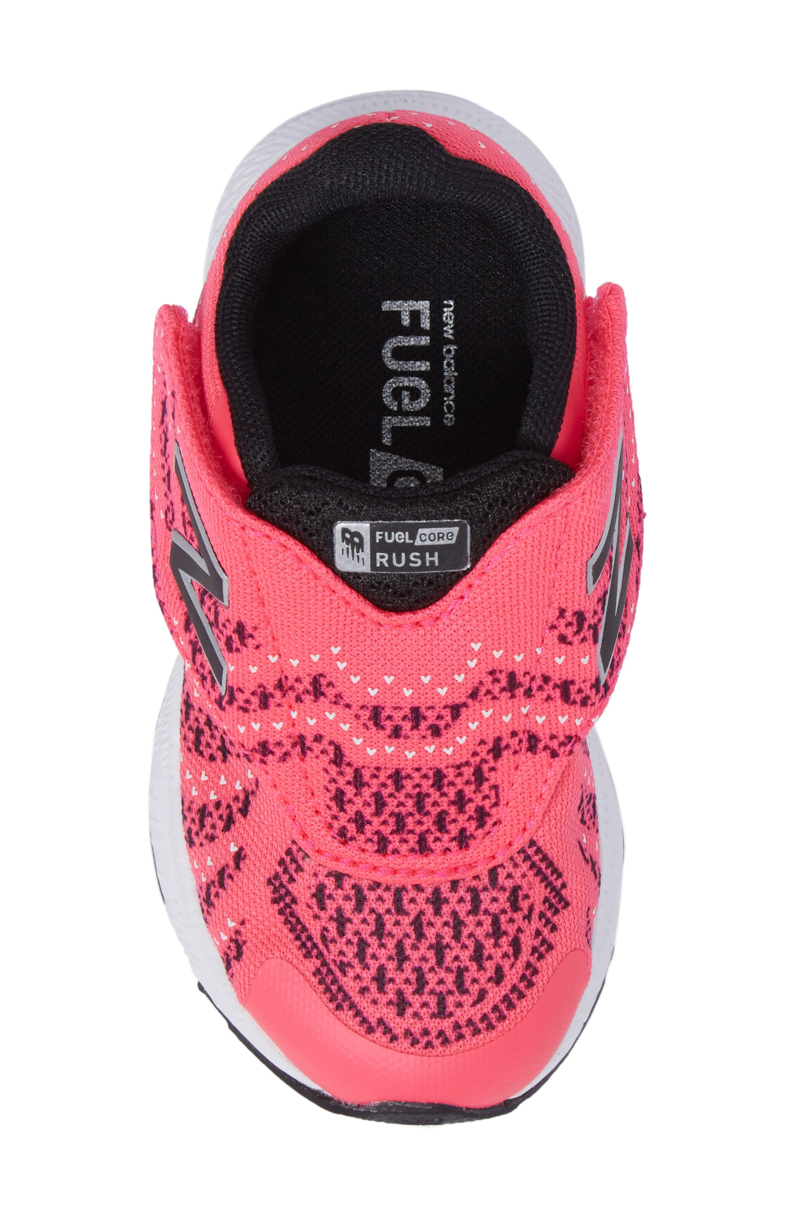 FuelCore Rush v3 Knit Sneaker,                             Alternate thumbnail 5, color,                             650