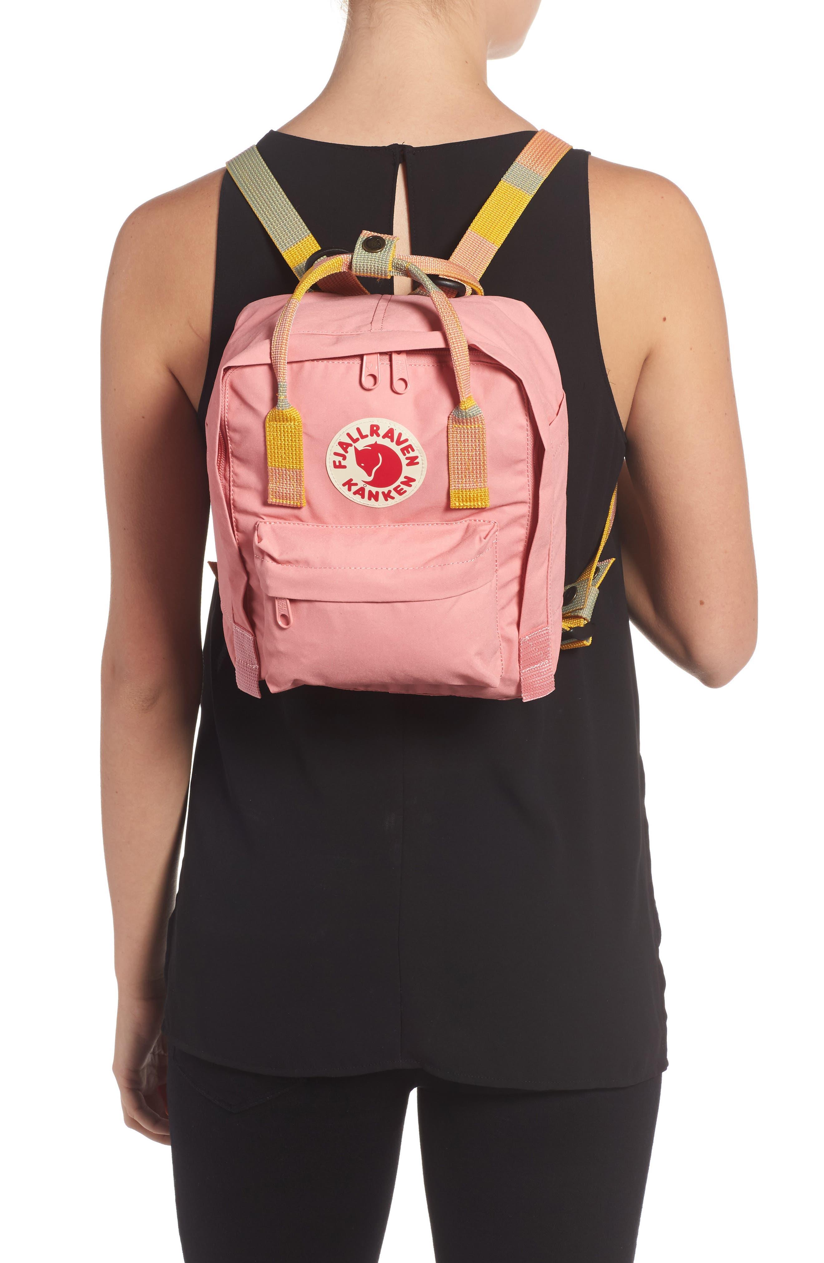 Mini Kånken Backpack,                             Alternate thumbnail 2, color,                             699