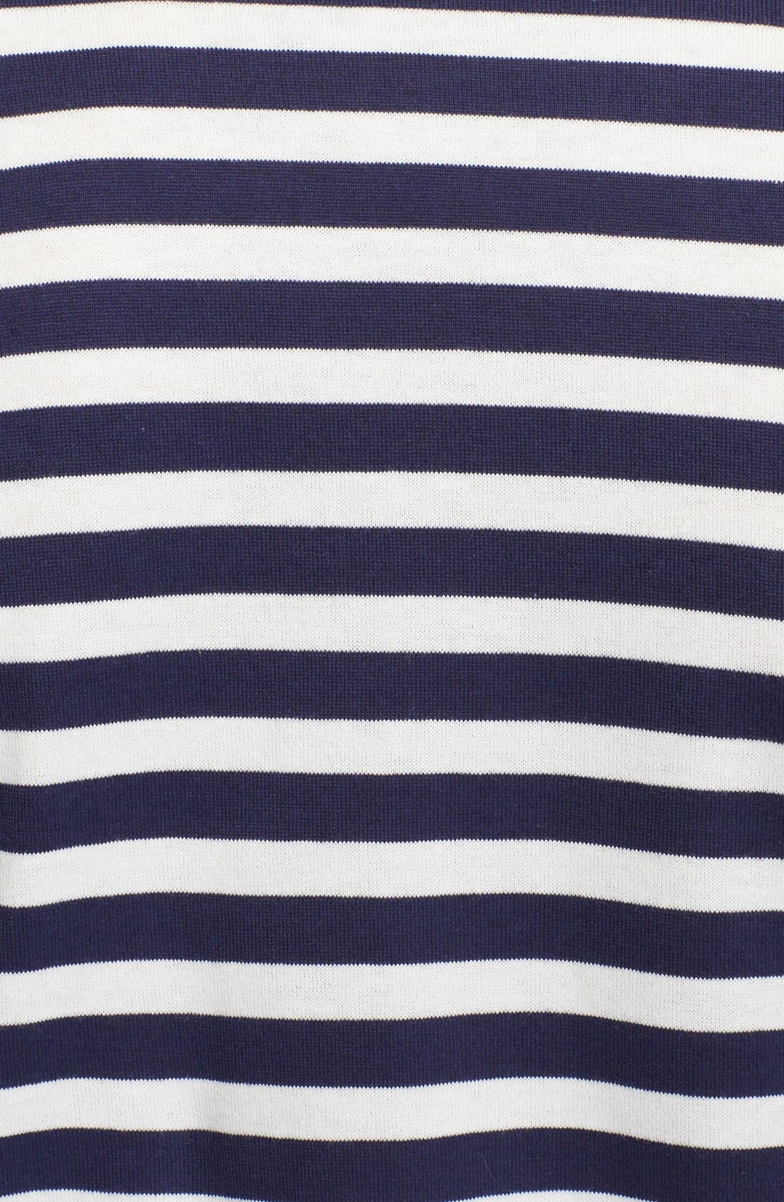 Stripe T-Shirt,                             Alternate thumbnail 2, color,                             410