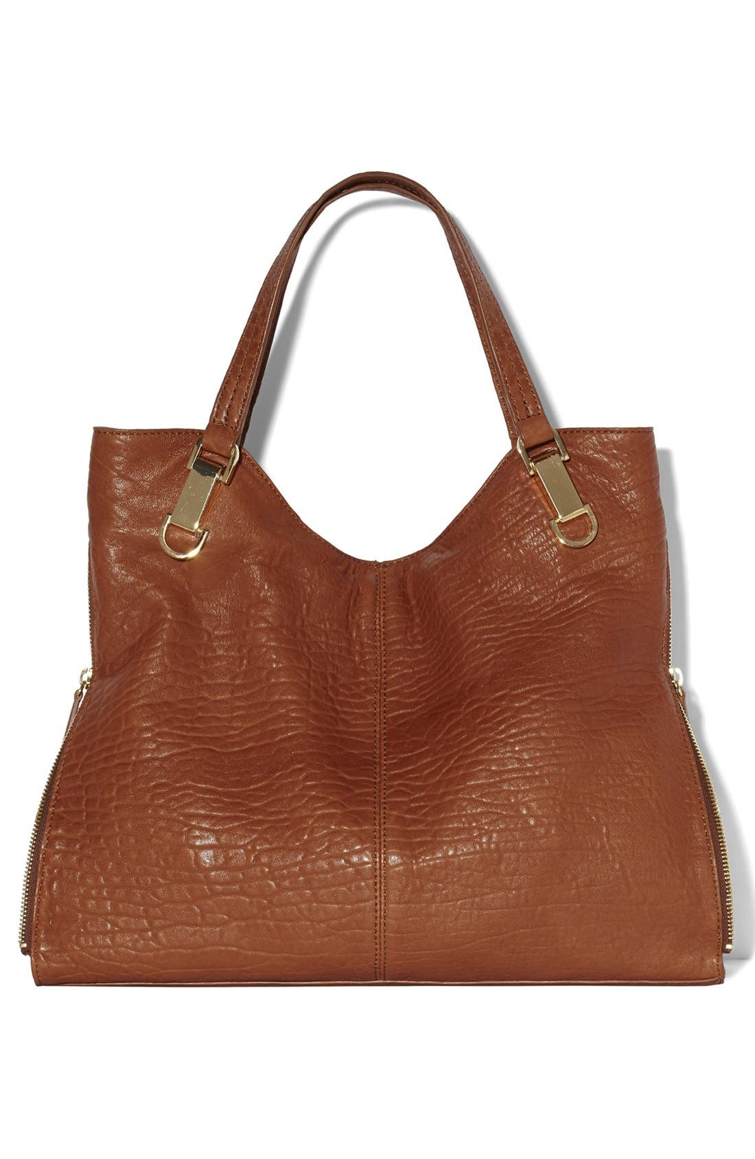 'Riley' Leather Tote,                             Alternate thumbnail 47, color,