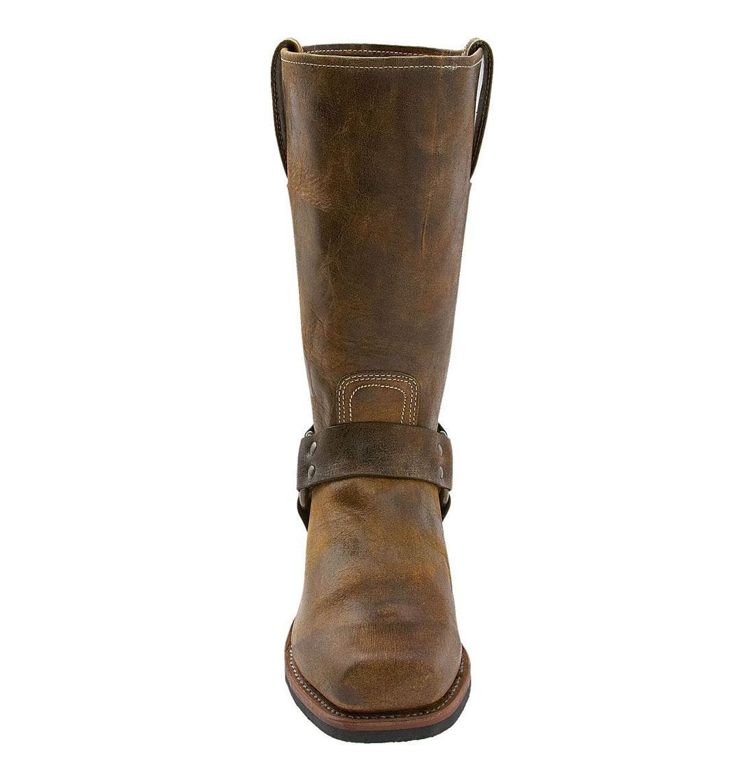 'Harness 12R Antique Vintage' Boot,                             Alternate thumbnail 2, color,                             VAT