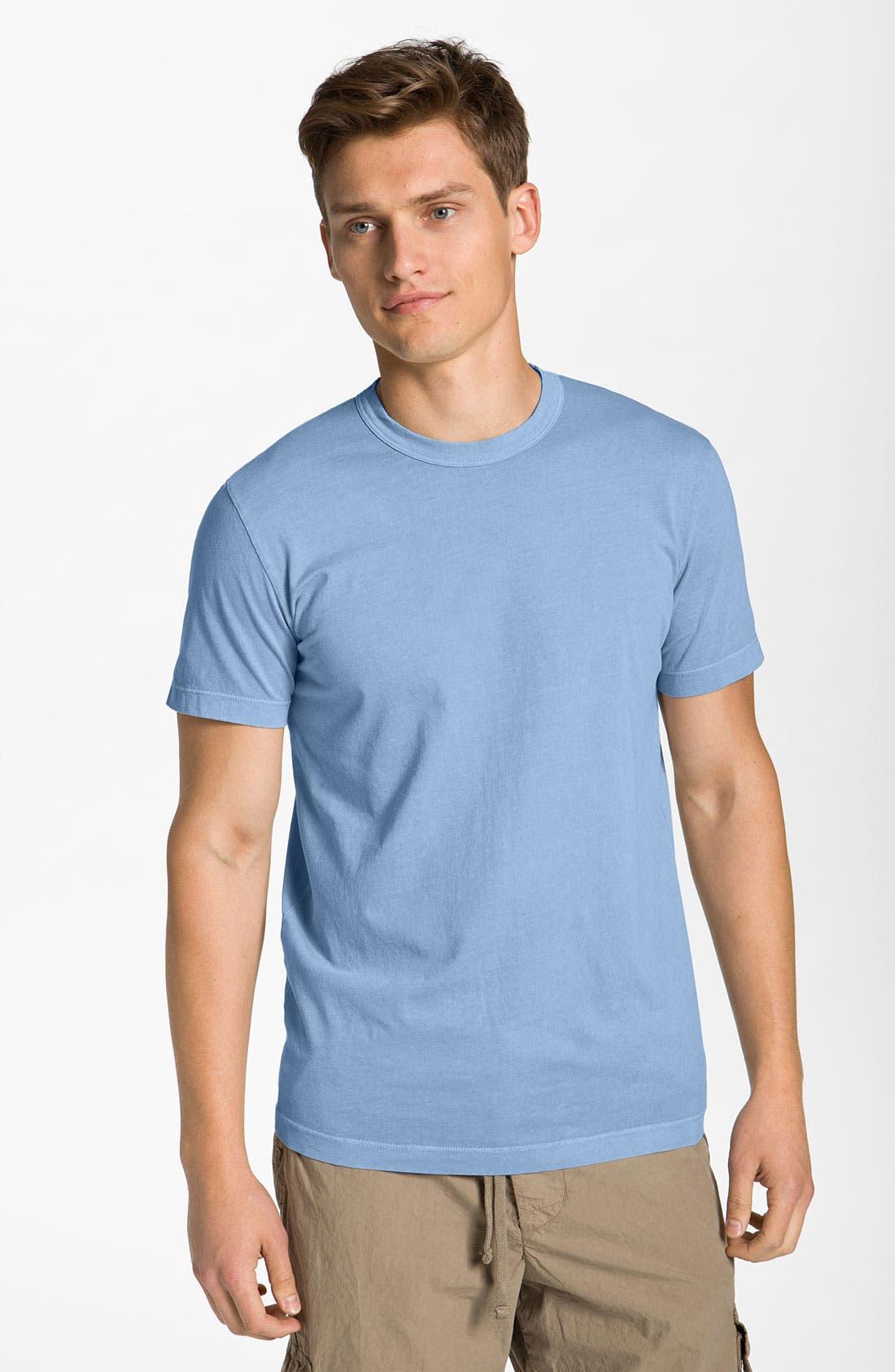 Crewneck Jersey T-Shirt,                             Main thumbnail 65, color,