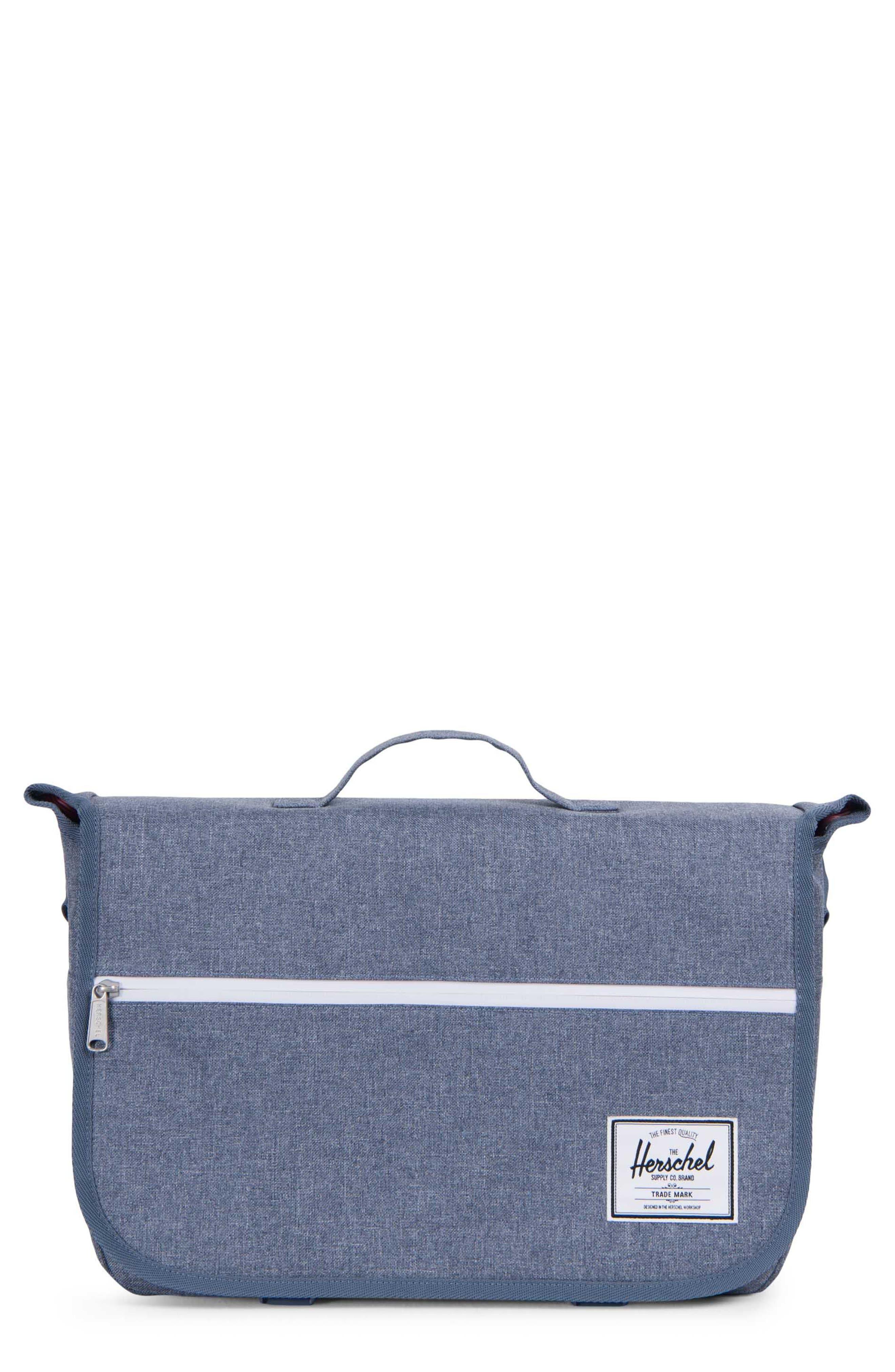 'Pop Quiz' Messenger Bag,                         Main,                         color, 462