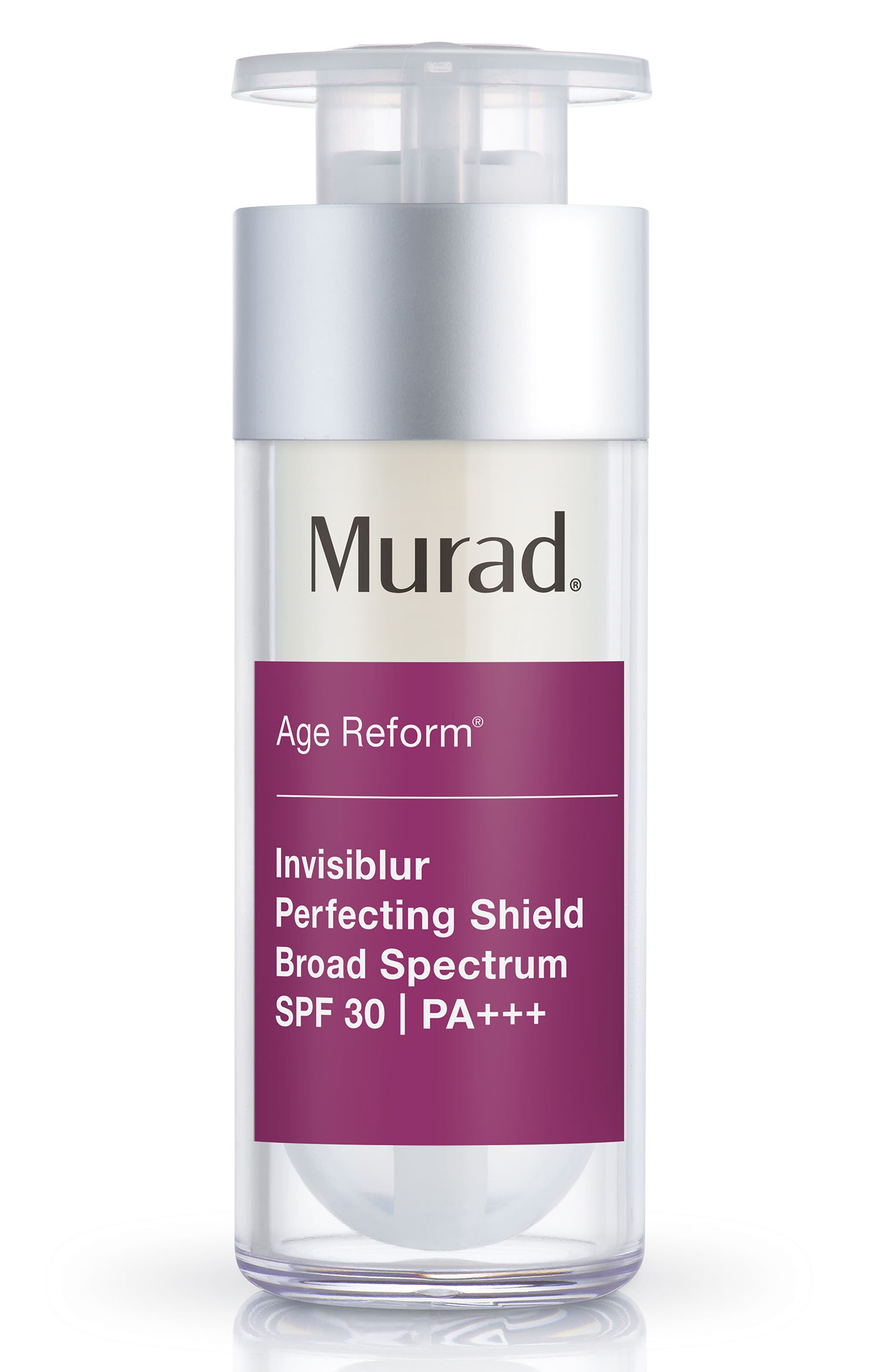 'Invisiblur<sup>™</sup>' Perfecting Shield Broad Spectrum SPF 30 PA+++,                             Alternate thumbnail 2, color,                             NO COLOR